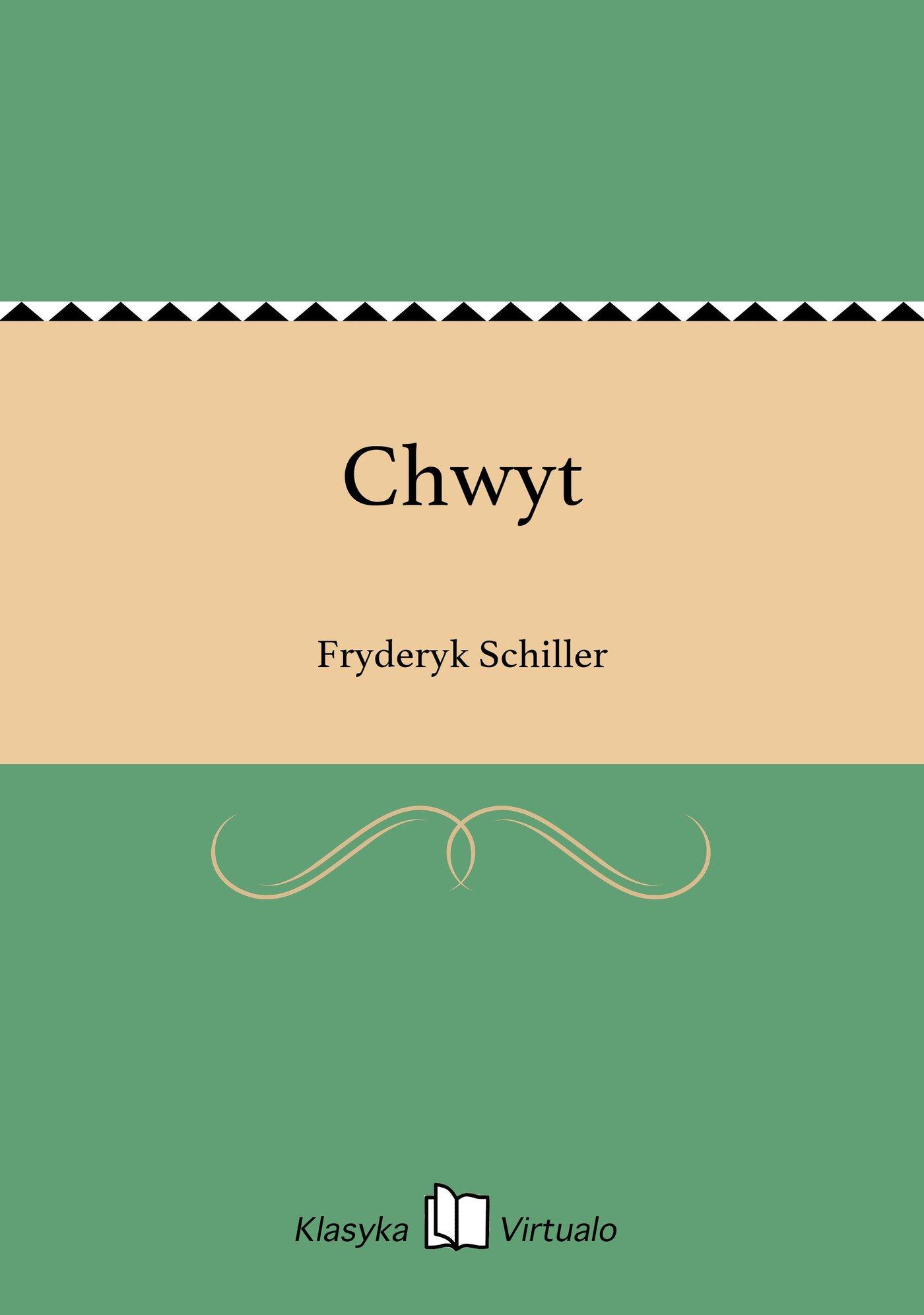 Chwyt - Ebook (Książka EPUB) do pobrania w formacie EPUB