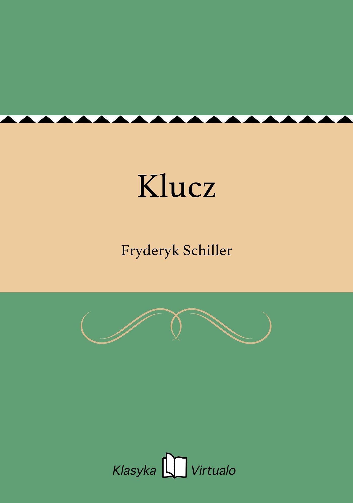 Klucz - Ebook (Książka EPUB) do pobrania w formacie EPUB