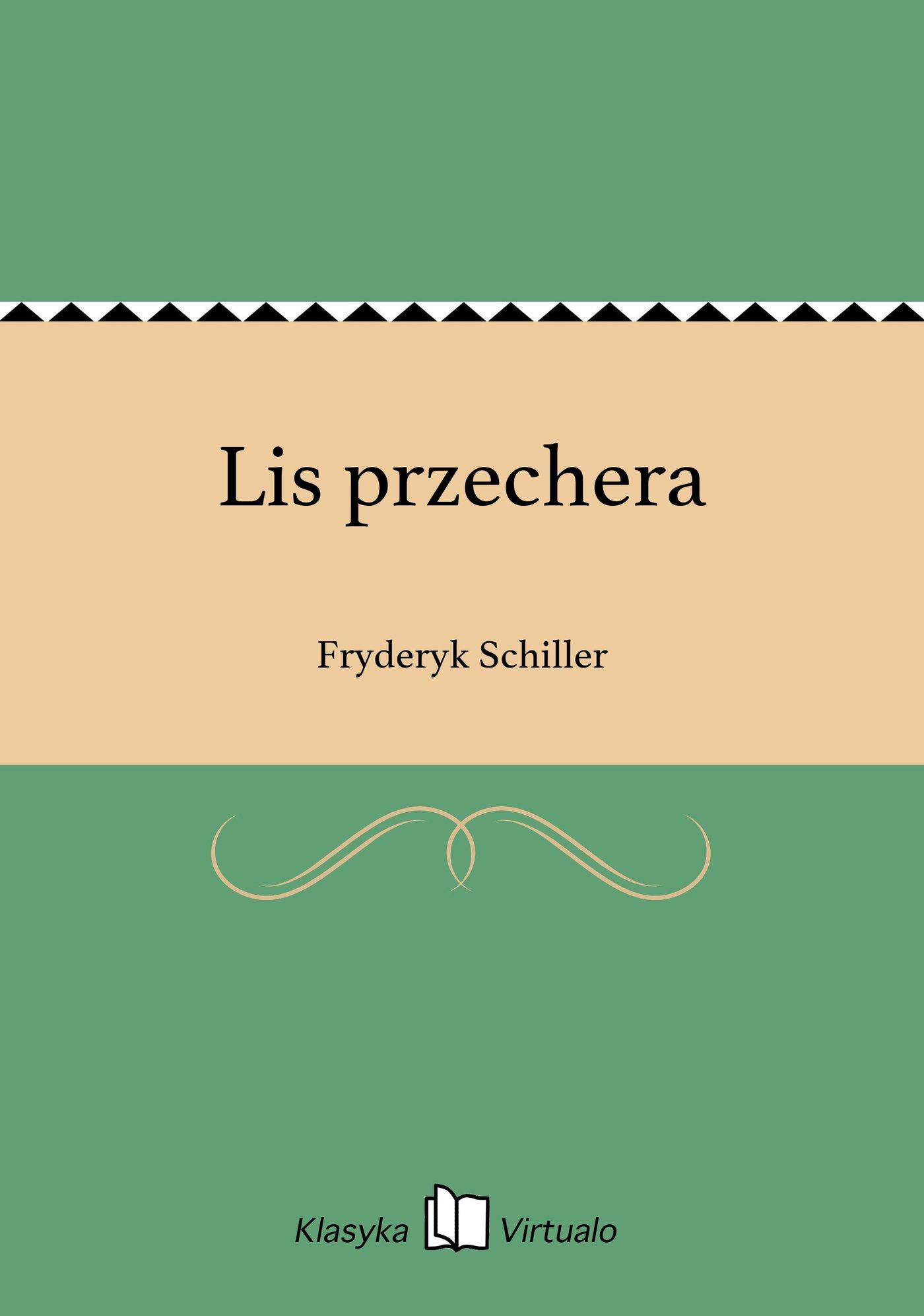 Lis przechera - Ebook (Książka EPUB) do pobrania w formacie EPUB