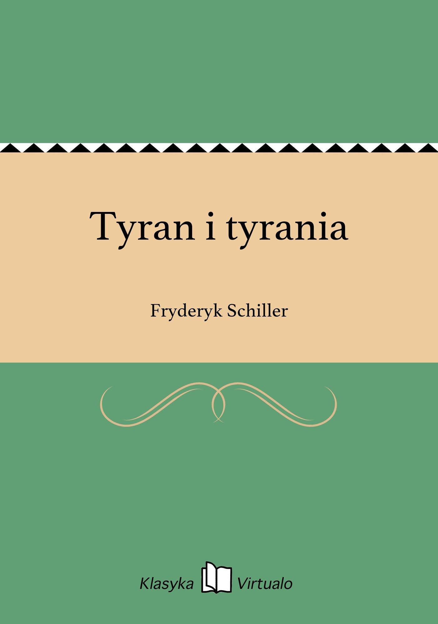 Tyran i tyrania - Ebook (Książka EPUB) do pobrania w formacie EPUB