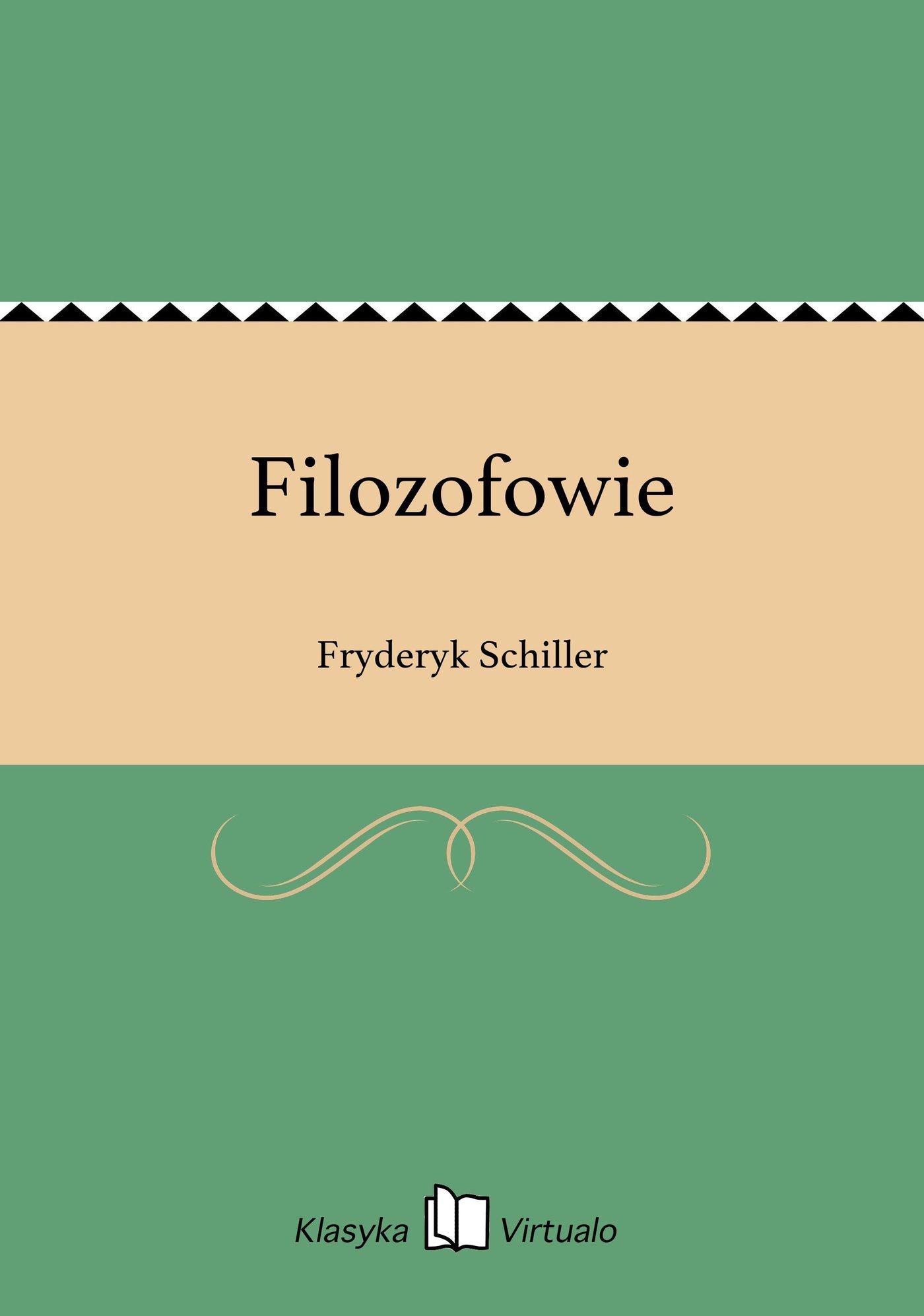 Filozofowie - Ebook (Książka EPUB) do pobrania w formacie EPUB