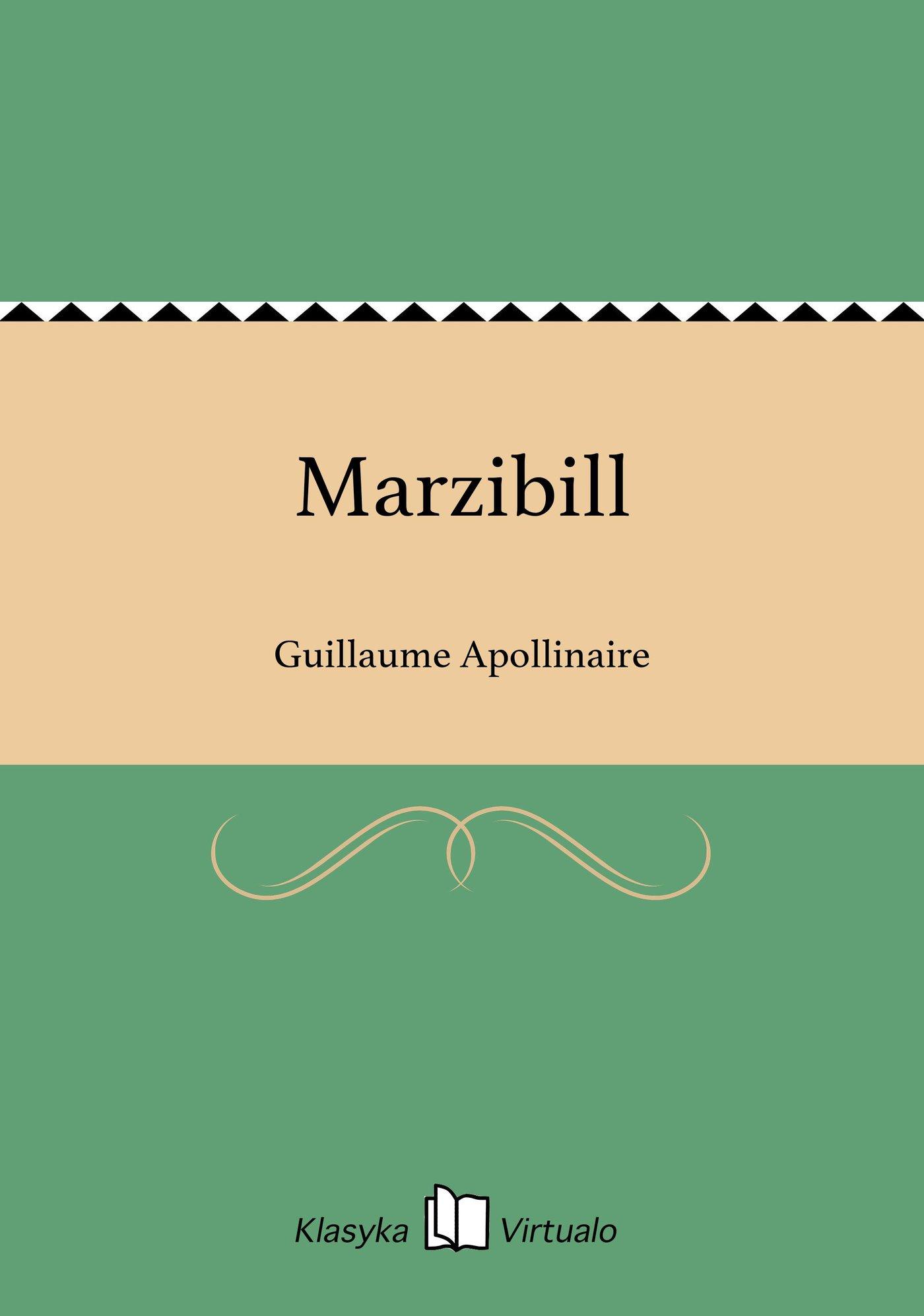 Marzibill - Ebook (Książka EPUB) do pobrania w formacie EPUB