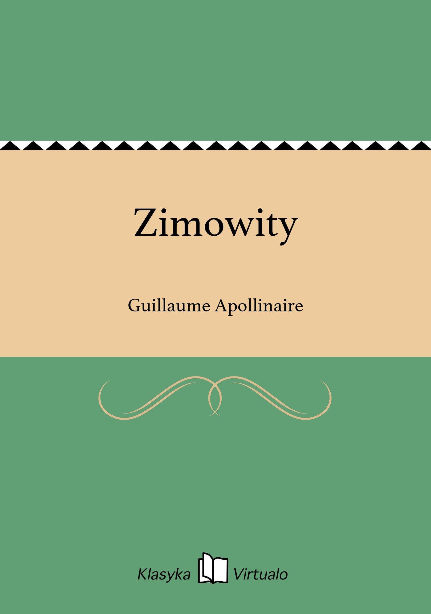 Zimowity - Ebook (Książka EPUB) do pobrania w formacie EPUB