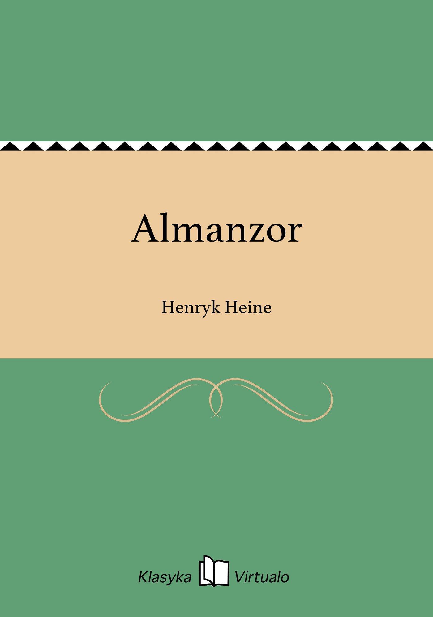Almanzor - Ebook (Książka EPUB) do pobrania w formacie EPUB