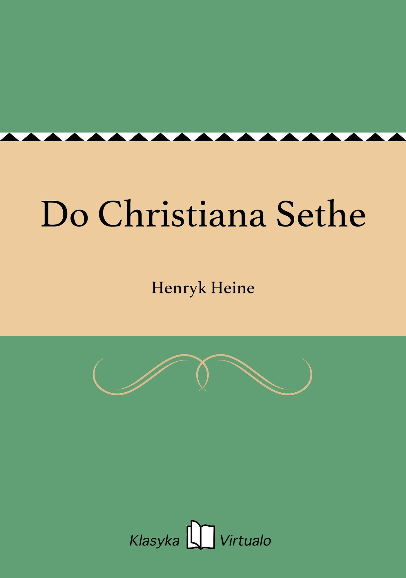 Do Christiana Sethe - Ebook (Książka EPUB) do pobrania w formacie EPUB