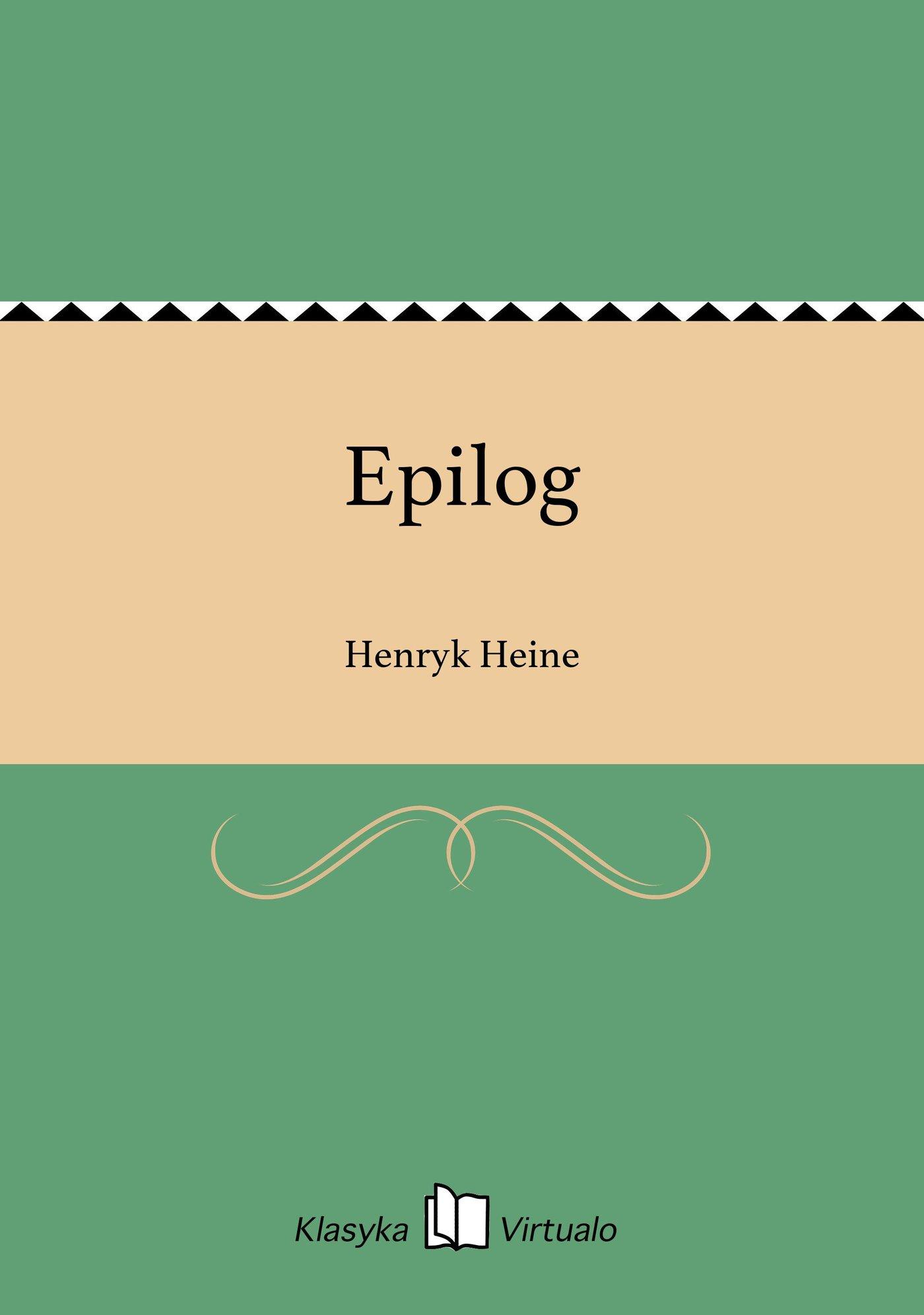 Epilog - Ebook (Książka EPUB) do pobrania w formacie EPUB