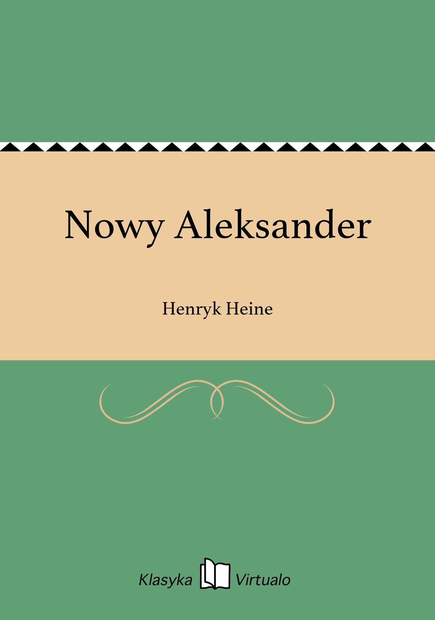 Nowy Aleksander - Ebook (Książka EPUB) do pobrania w formacie EPUB