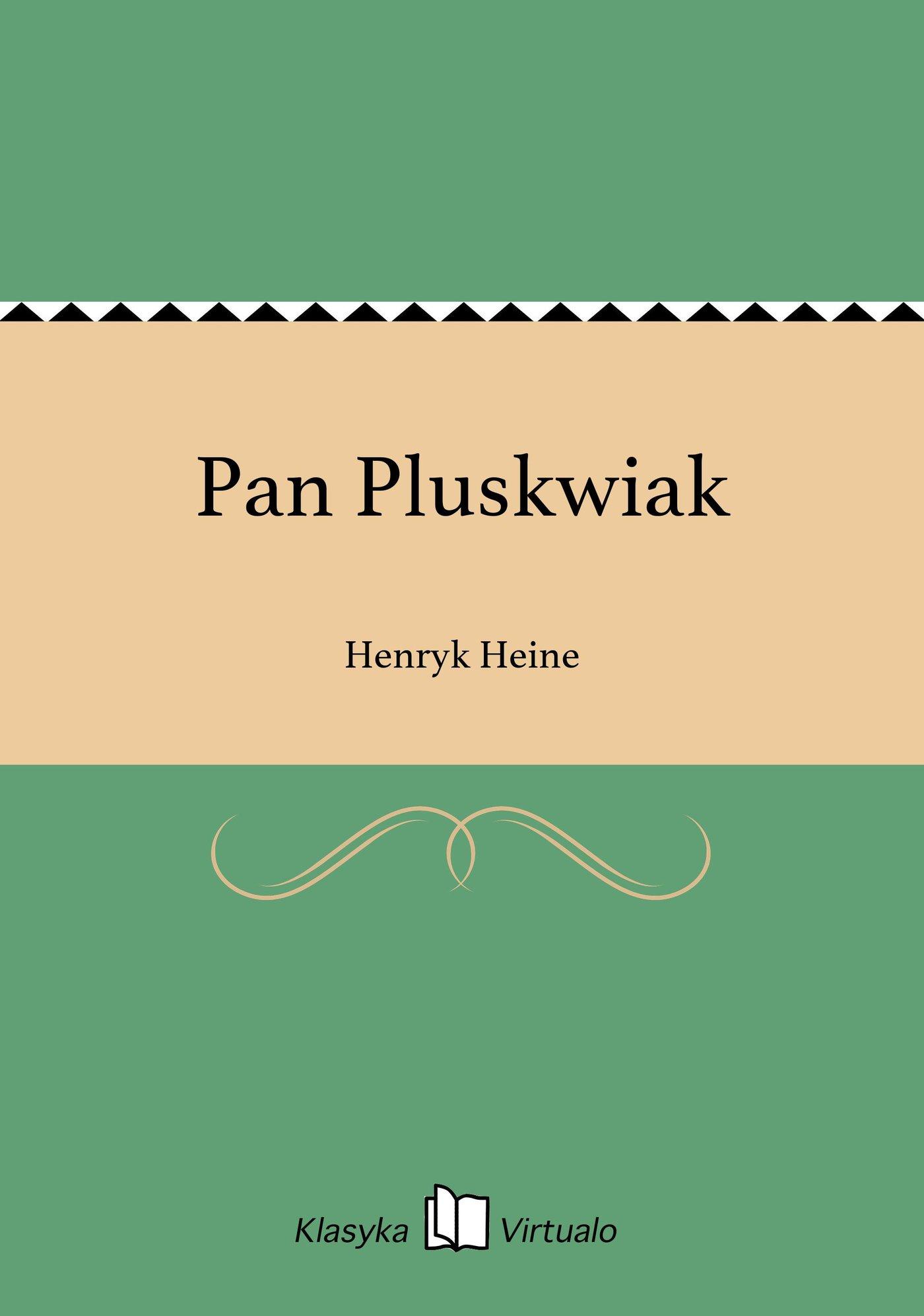 Pan Pluskwiak - Ebook (Książka EPUB) do pobrania w formacie EPUB
