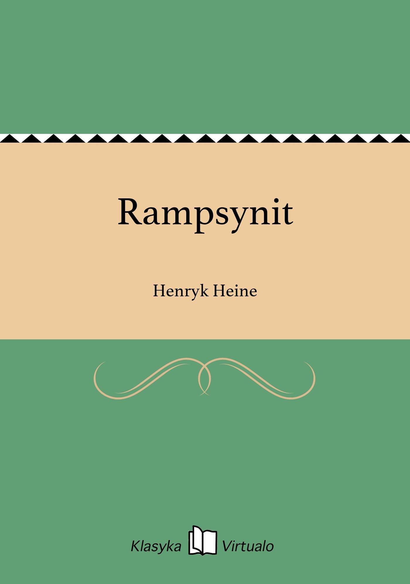 Rampsynit - Ebook (Książka EPUB) do pobrania w formacie EPUB