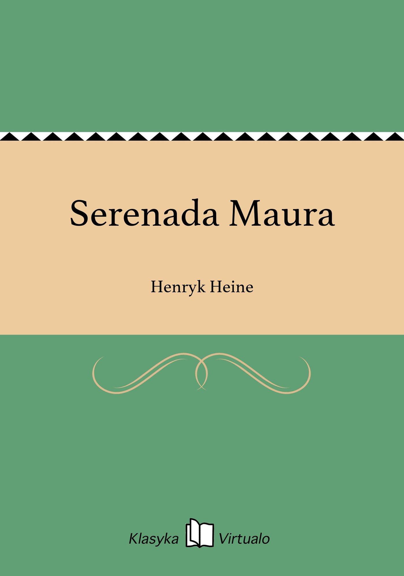 Serenada Maura - Ebook (Książka EPUB) do pobrania w formacie EPUB