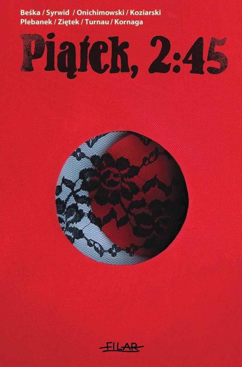Piątek, 2:45 - Ebook (Książka EPUB) do pobrania w formacie EPUB