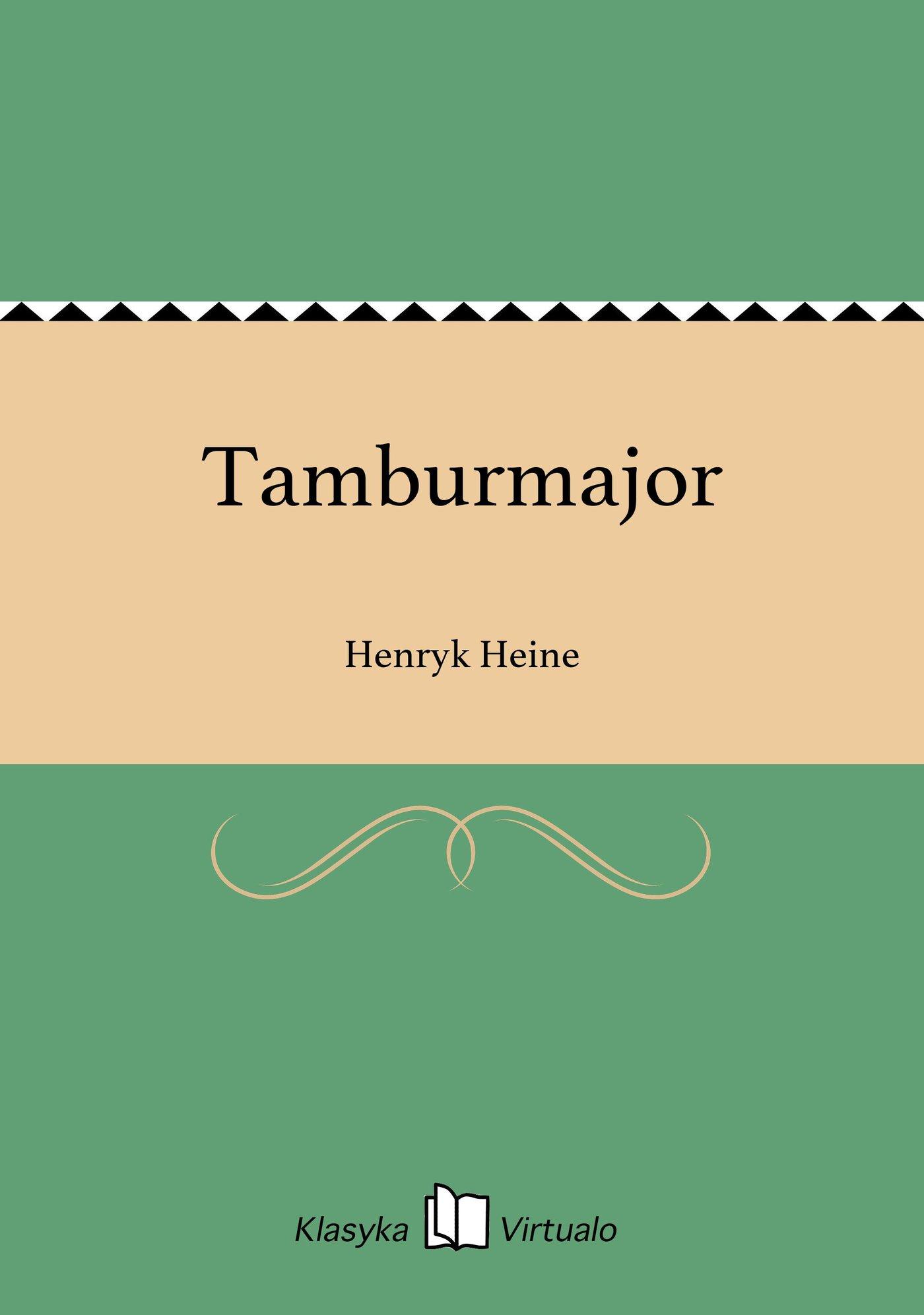Tamburmajor - Ebook (Książka EPUB) do pobrania w formacie EPUB