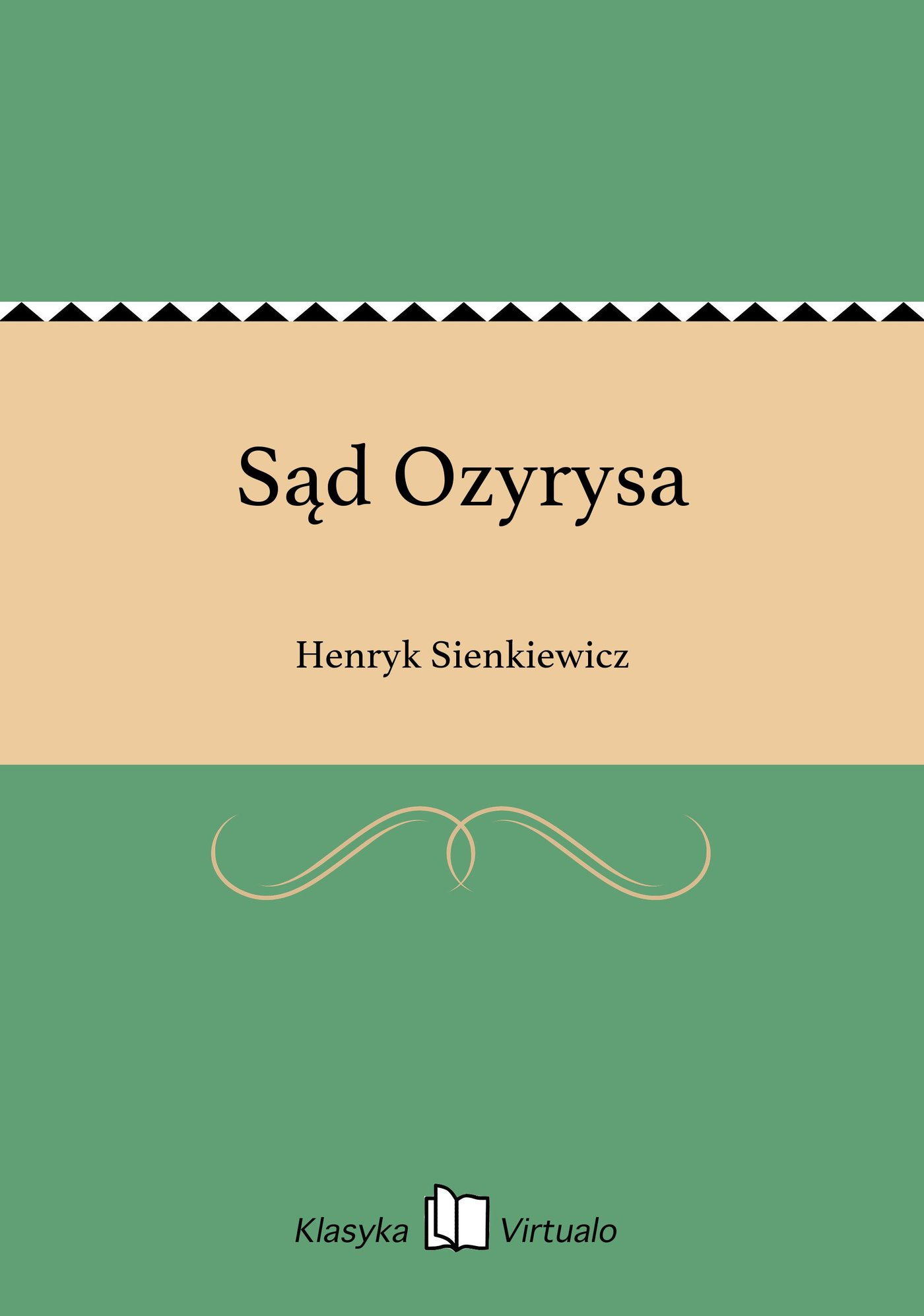 Sąd Ozyrysa - Ebook (Książka EPUB) do pobrania w formacie EPUB