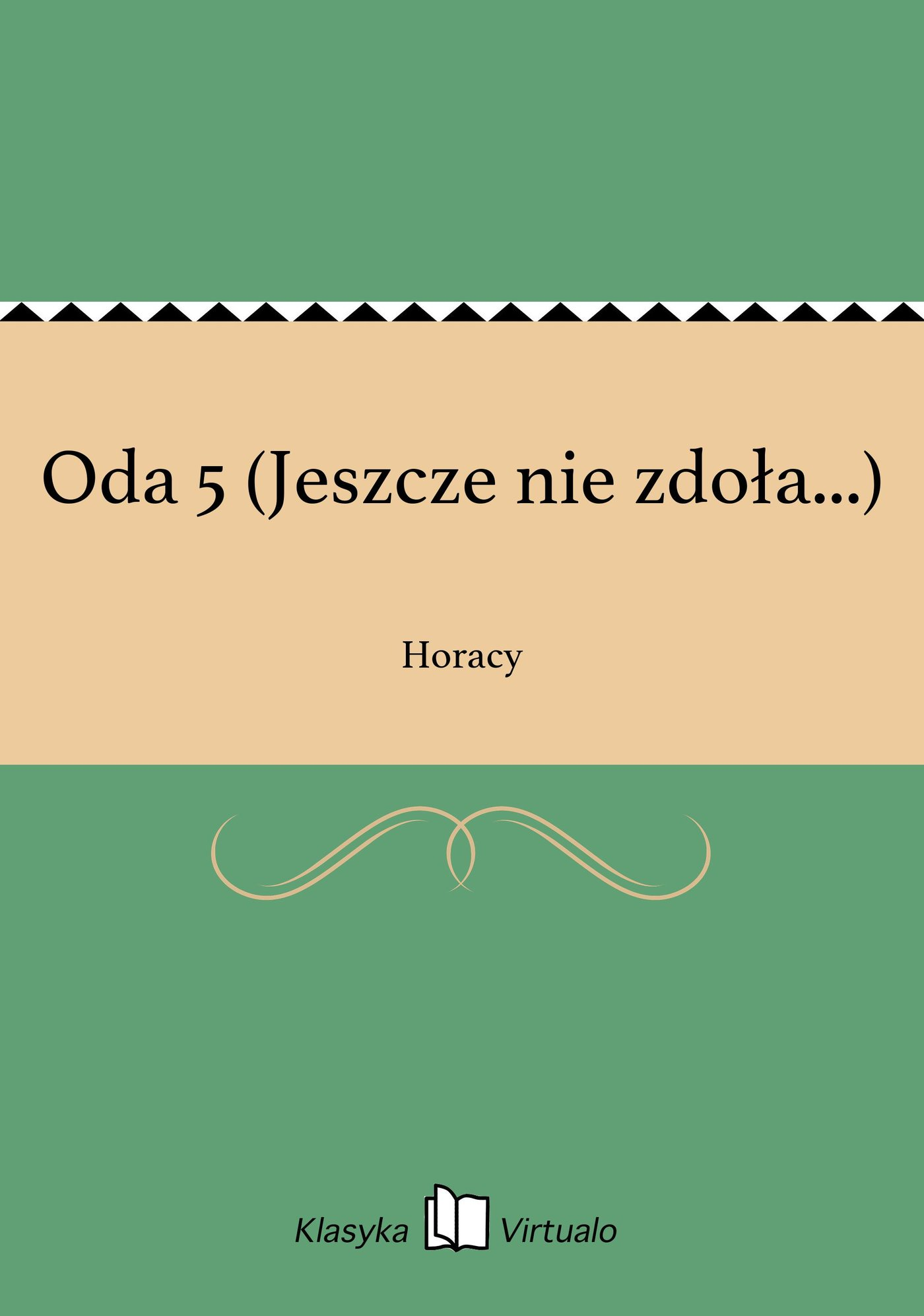 Oda 5 (Jeszcze nie zdoła...) - Ebook (Książka EPUB) do pobrania w formacie EPUB