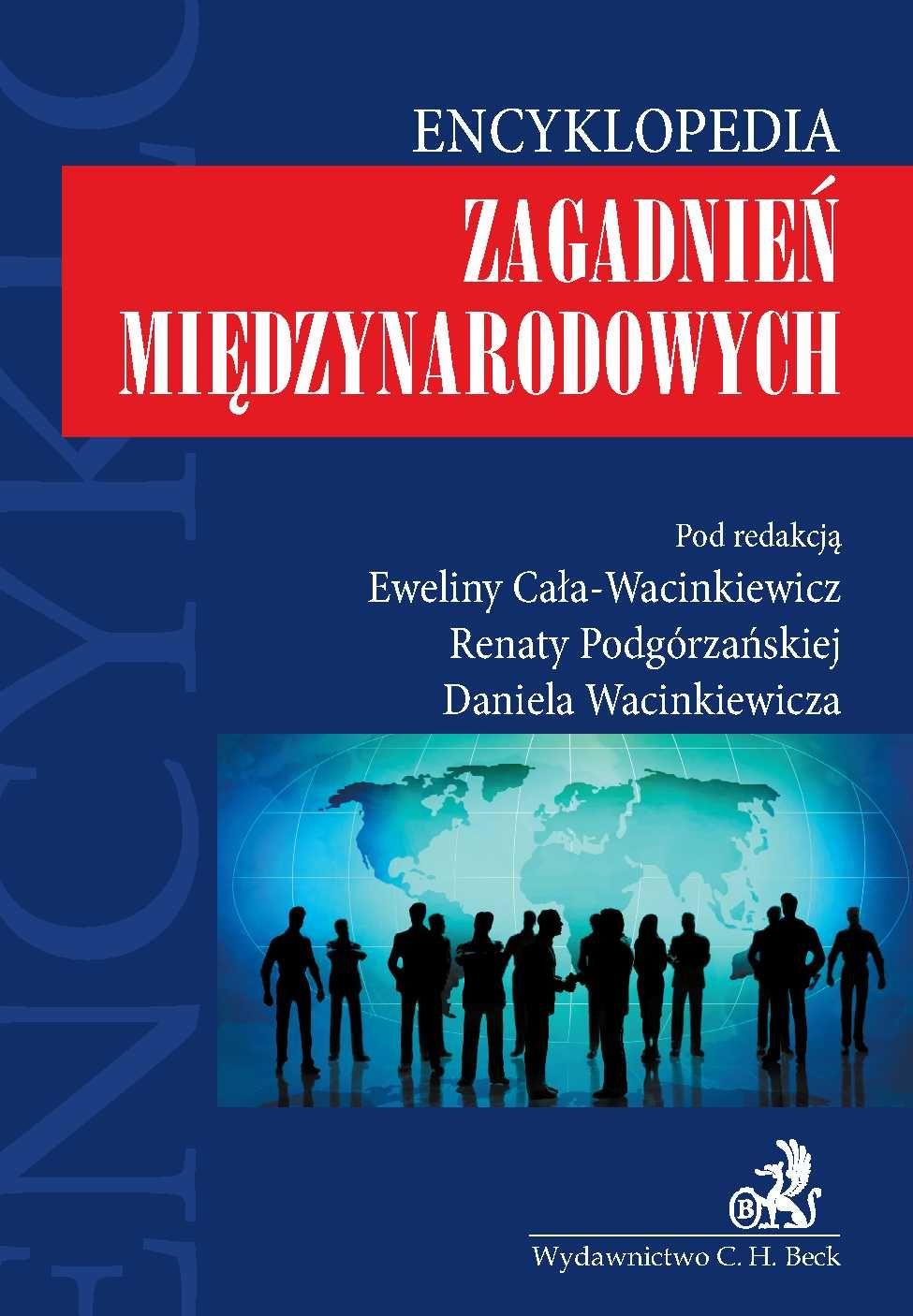 Encyklopedia zagadnień międzynarodowych - Ebook (Książka PDF) do pobrania w formacie PDF