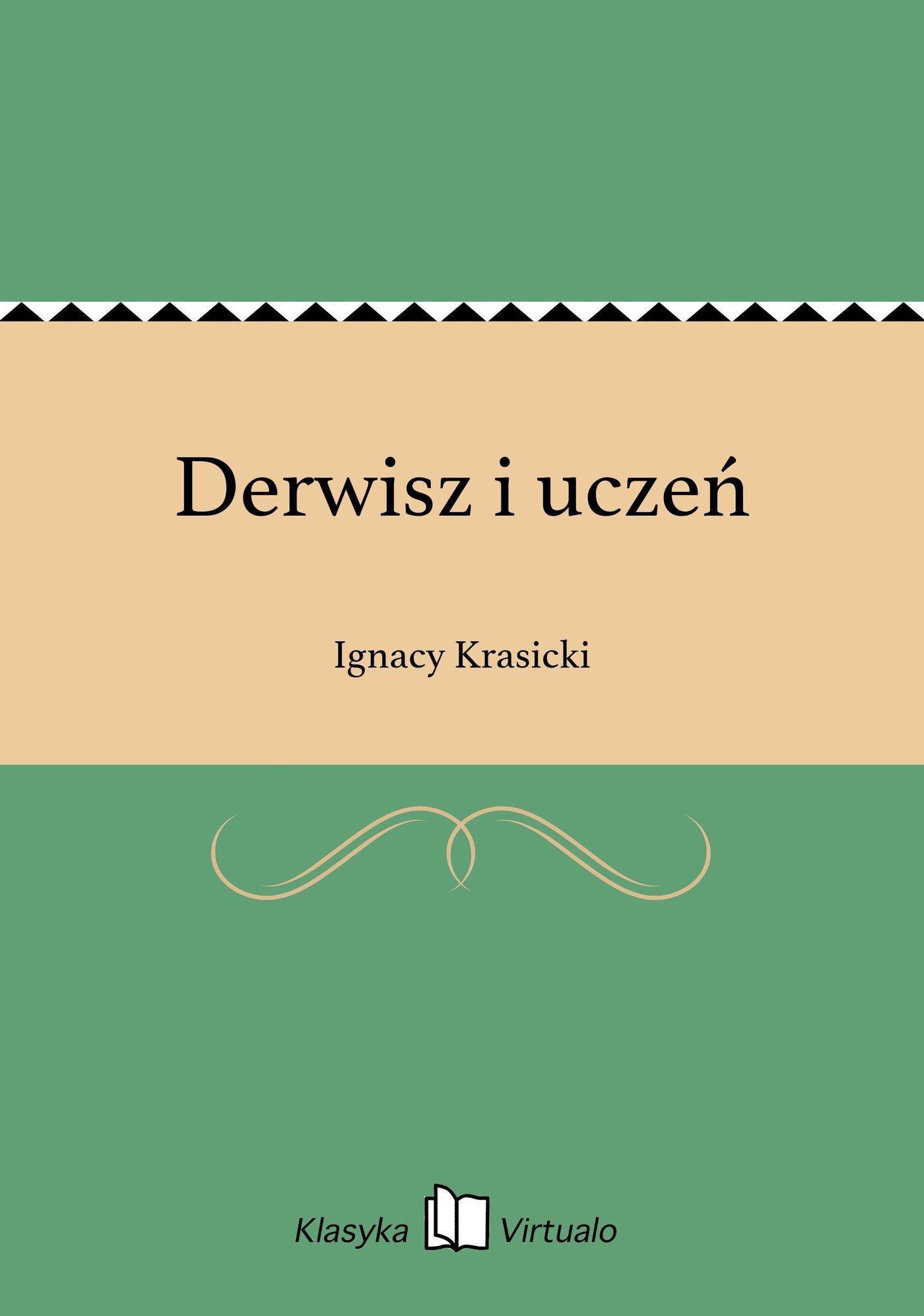 Derwisz i uczeń - Ebook (Książka EPUB) do pobrania w formacie EPUB