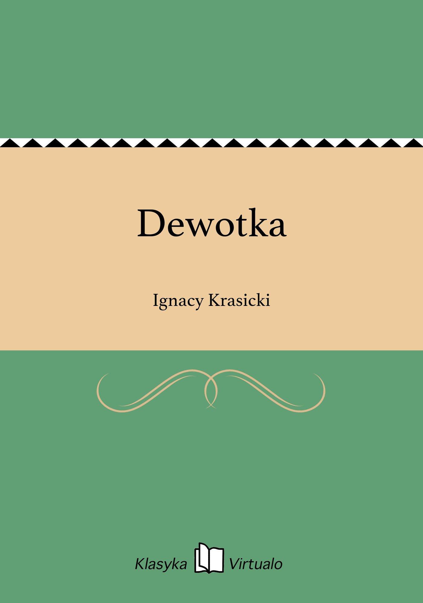 Dewotka - Ebook (Książka EPUB) do pobrania w formacie EPUB