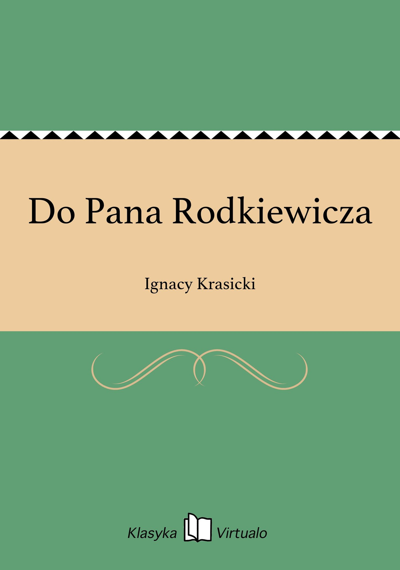 Do Pana Rodkiewicza - Ebook (Książka EPUB) do pobrania w formacie EPUB