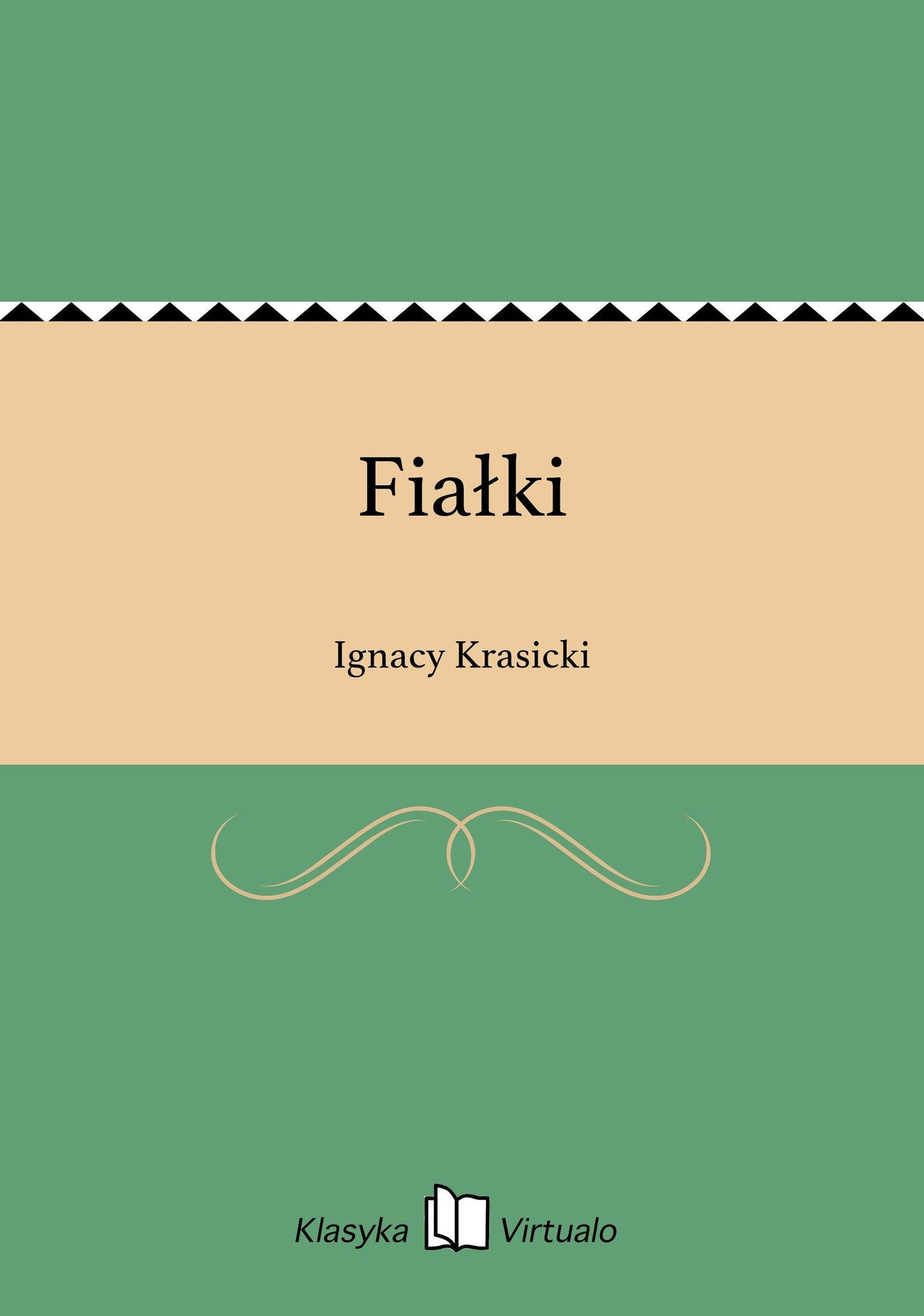 Fiałki - Ebook (Książka EPUB) do pobrania w formacie EPUB