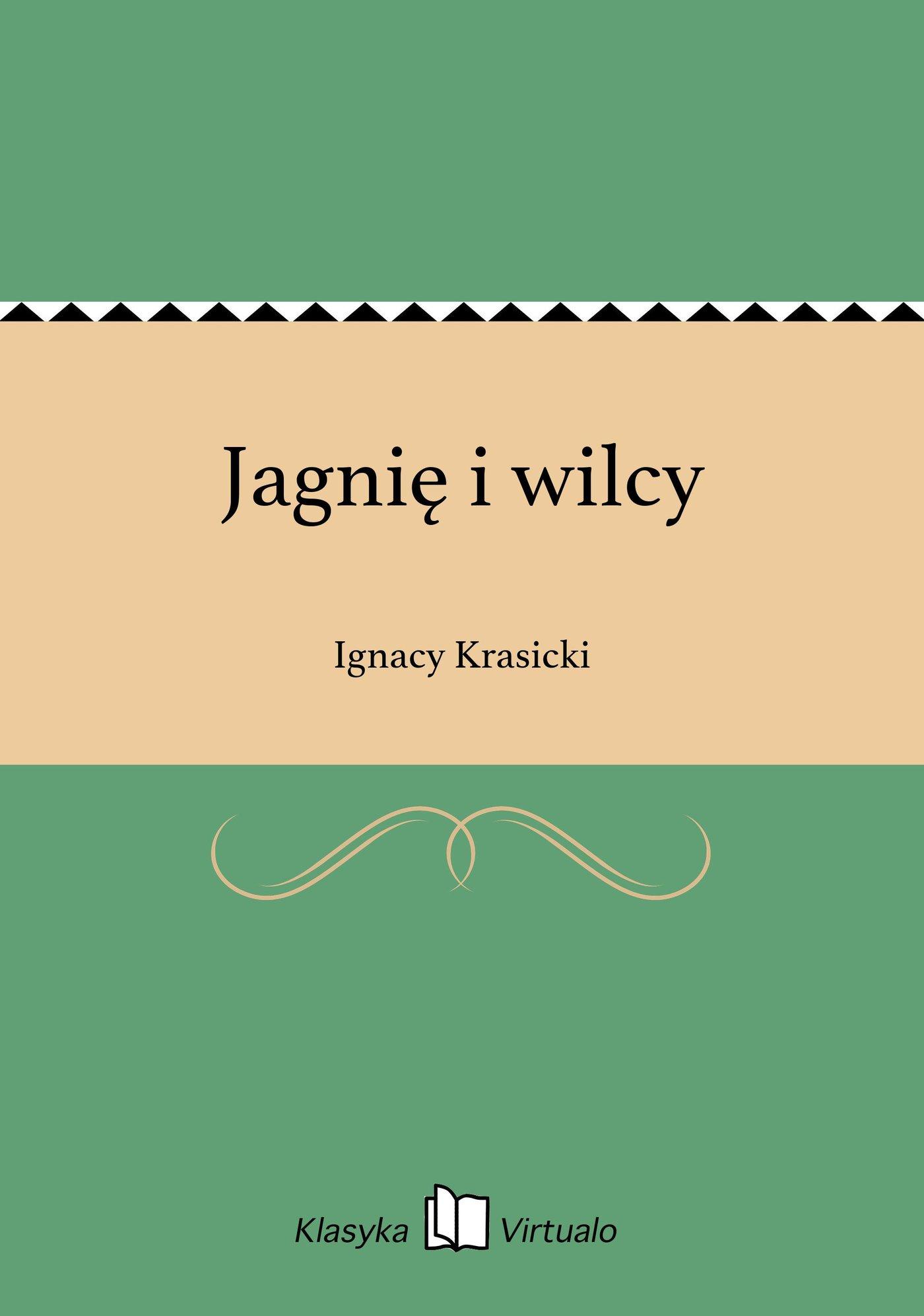 Jagnię i wilcy - Ebook (Książka EPUB) do pobrania w formacie EPUB