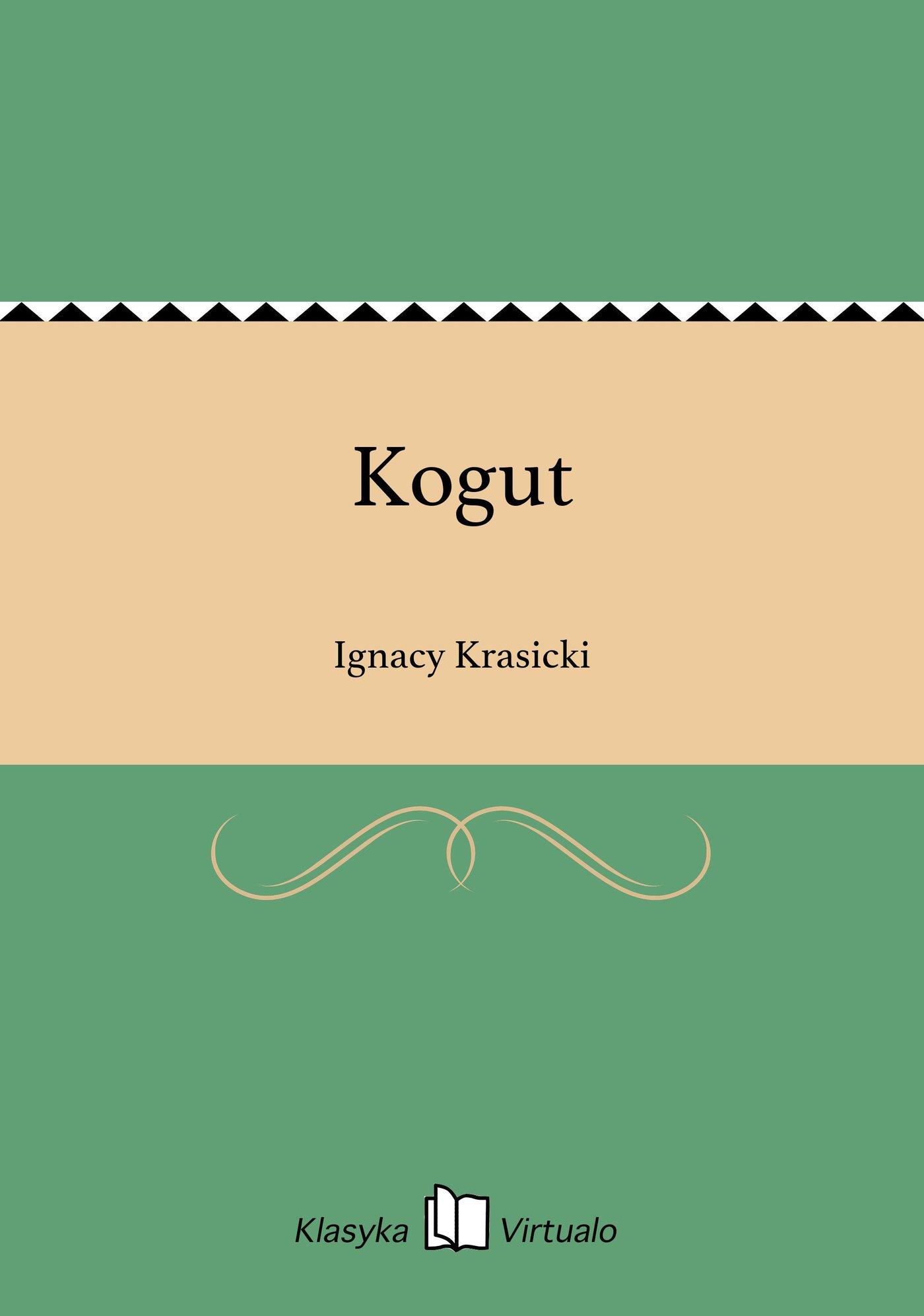 Kogut - Ebook (Książka EPUB) do pobrania w formacie EPUB