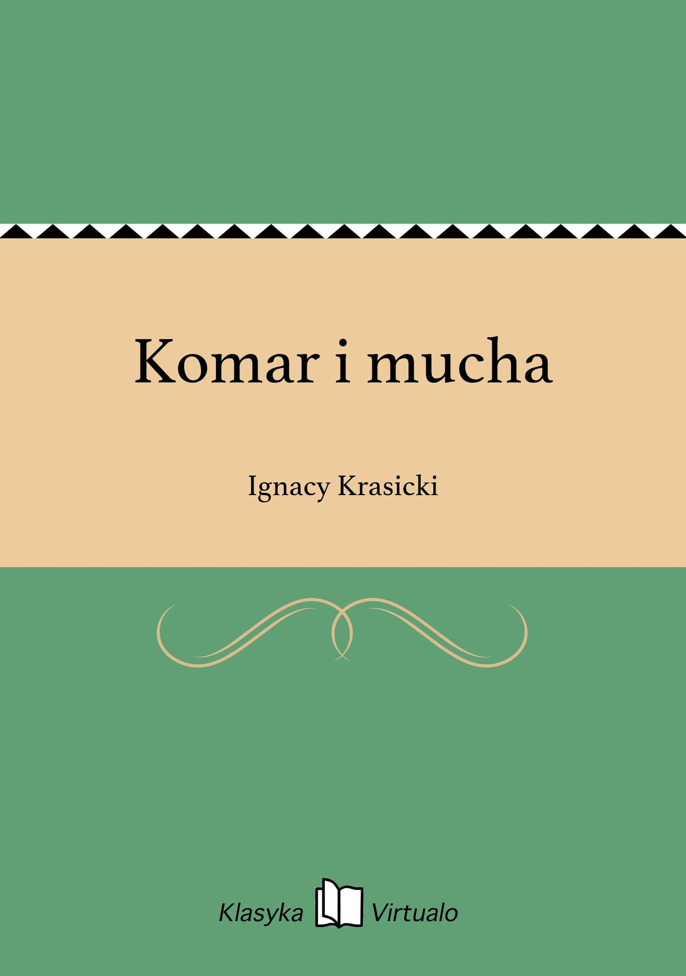 Komar i mucha - Ebook (Książka EPUB) do pobrania w formacie EPUB