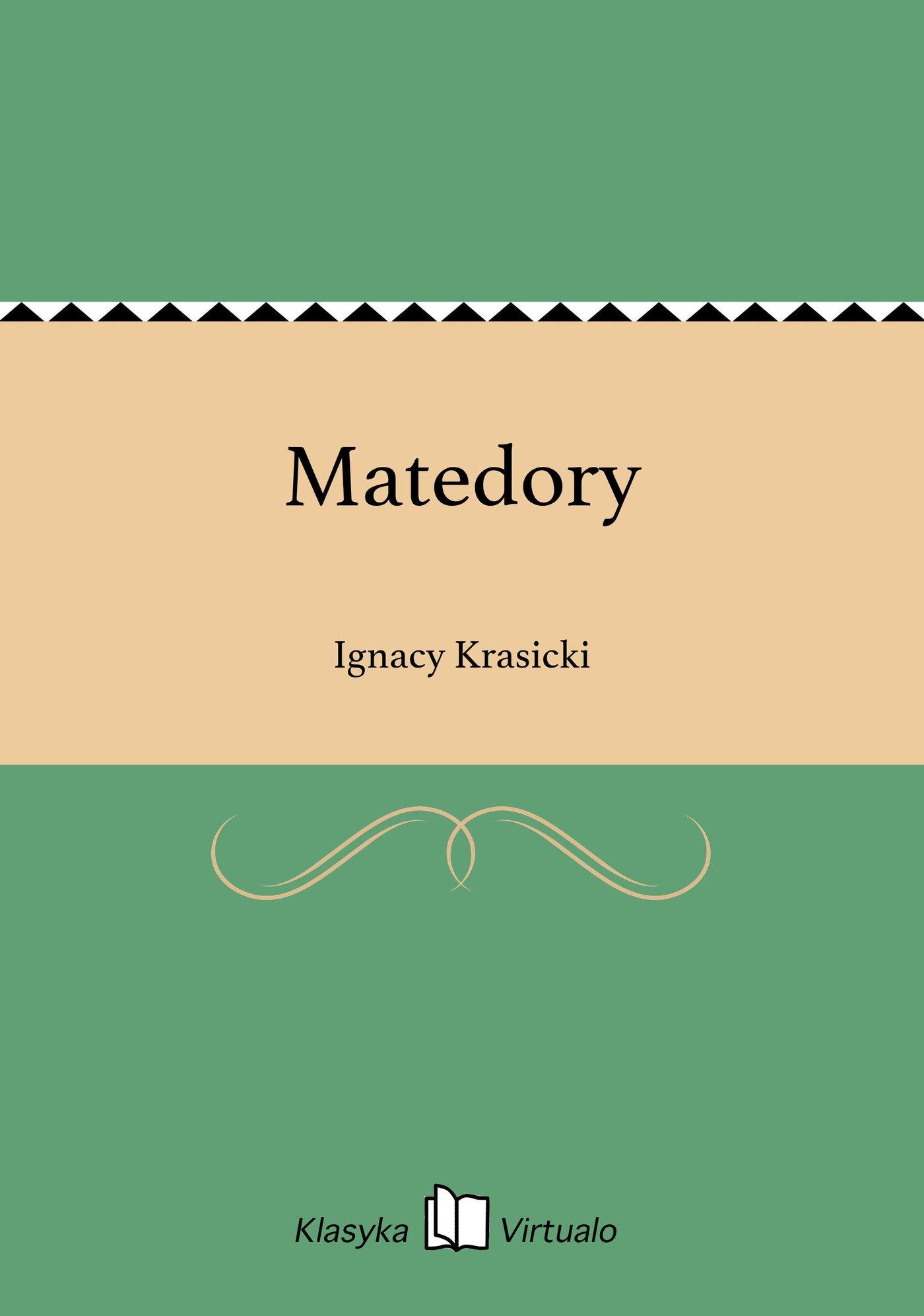 Matedory - Ebook (Książka EPUB) do pobrania w formacie EPUB