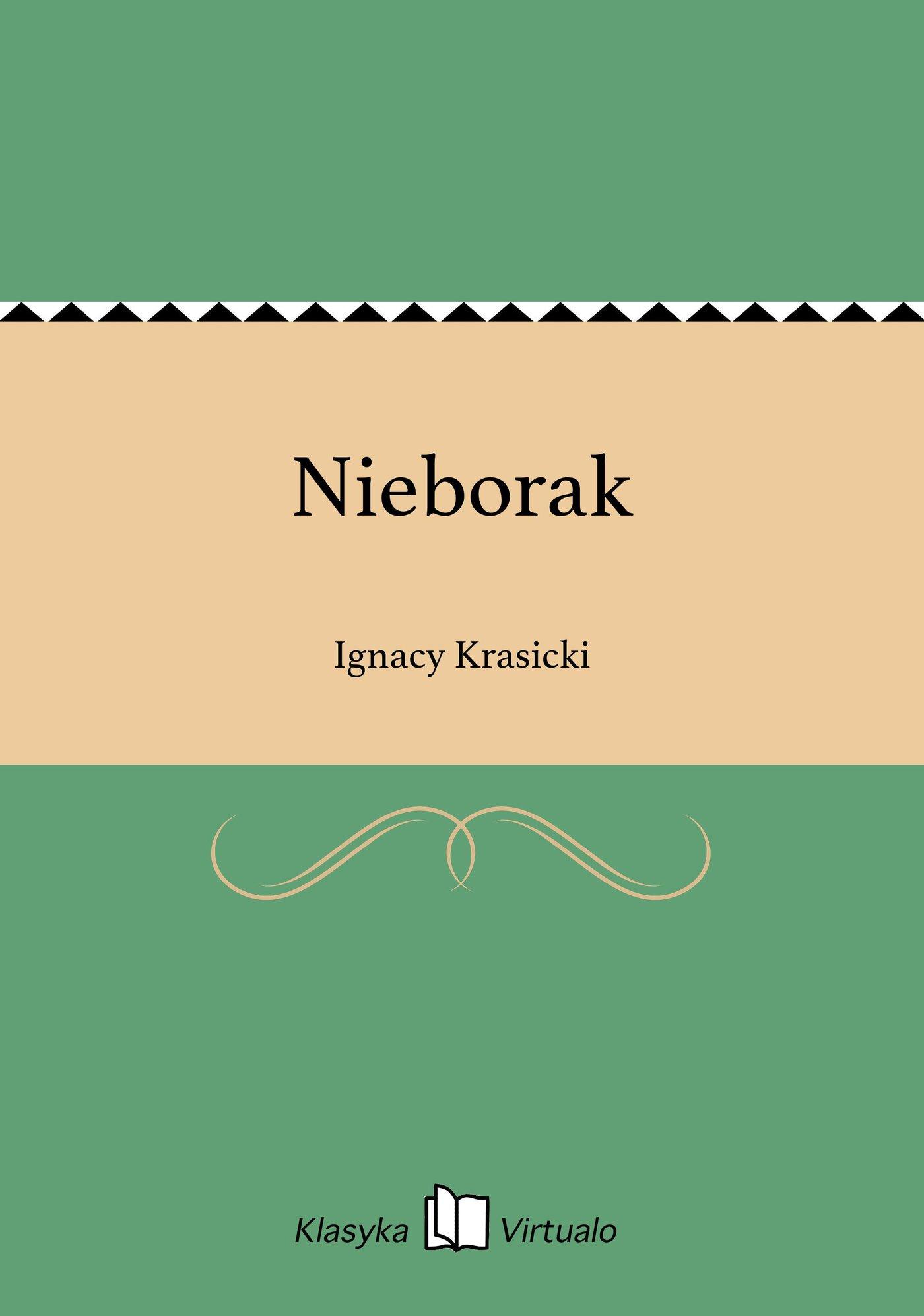 Nieborak - Ebook (Książka EPUB) do pobrania w formacie EPUB