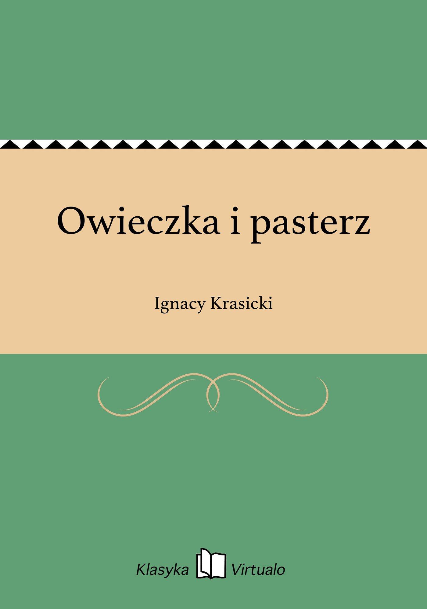 Owieczka i pasterz - Ebook (Książka EPUB) do pobrania w formacie EPUB