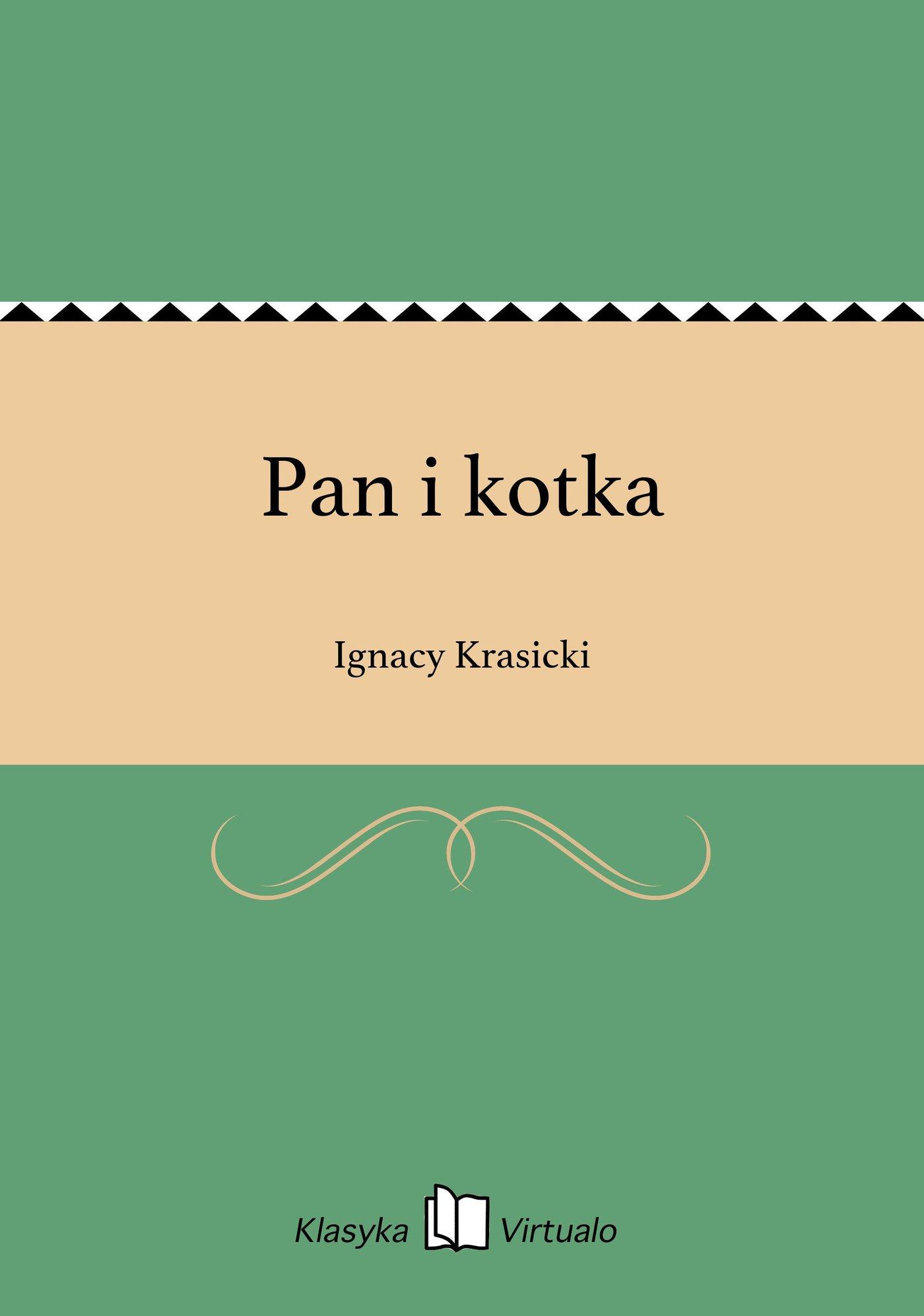 Pan i kotka - Ebook (Książka EPUB) do pobrania w formacie EPUB