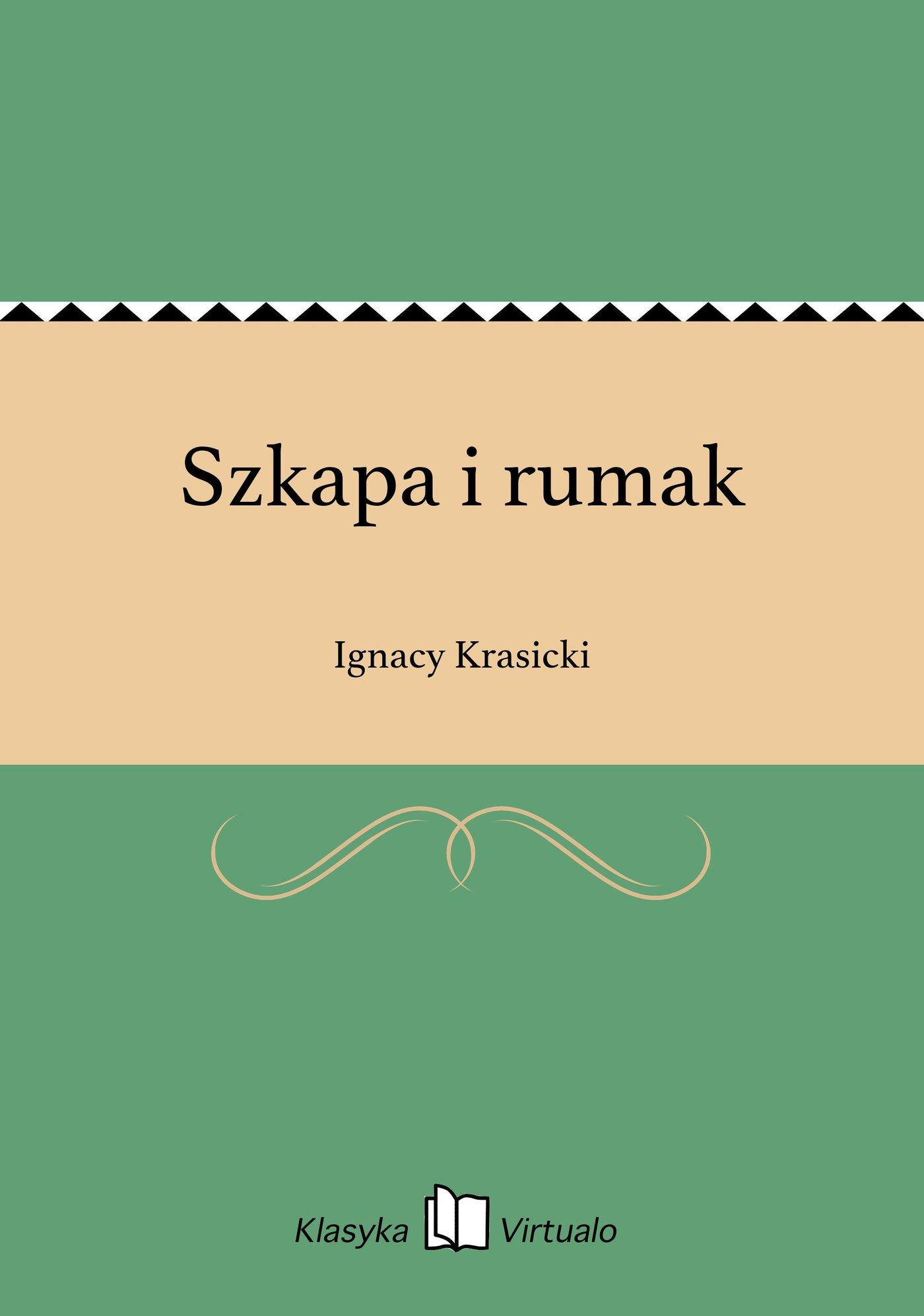 Szkapa i rumak - Ebook (Książka EPUB) do pobrania w formacie EPUB