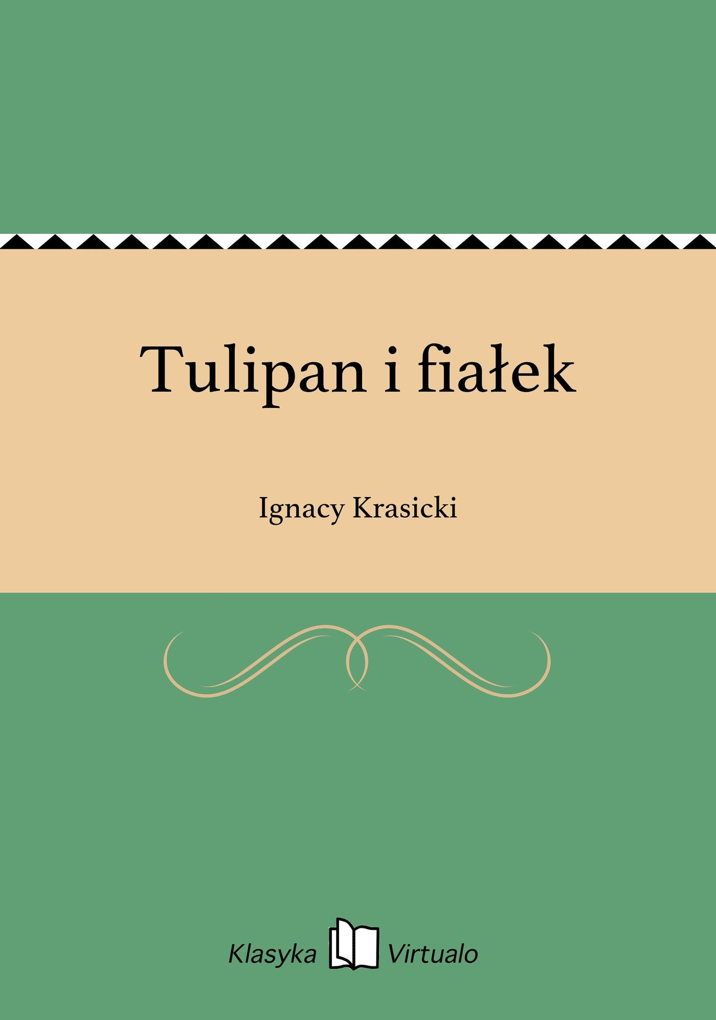 Tulipan i fiałek - Ebook (Książka EPUB) do pobrania w formacie EPUB