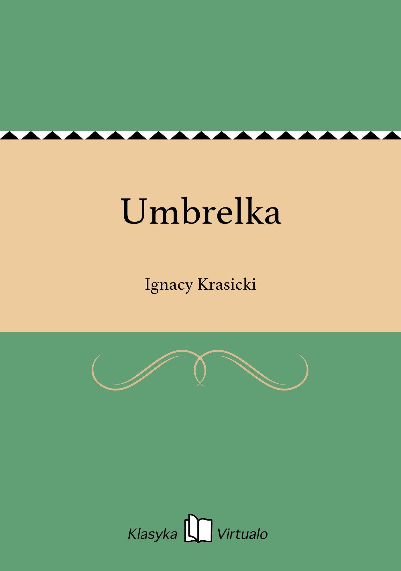 Umbrelka - Ebook (Książka EPUB) do pobrania w formacie EPUB
