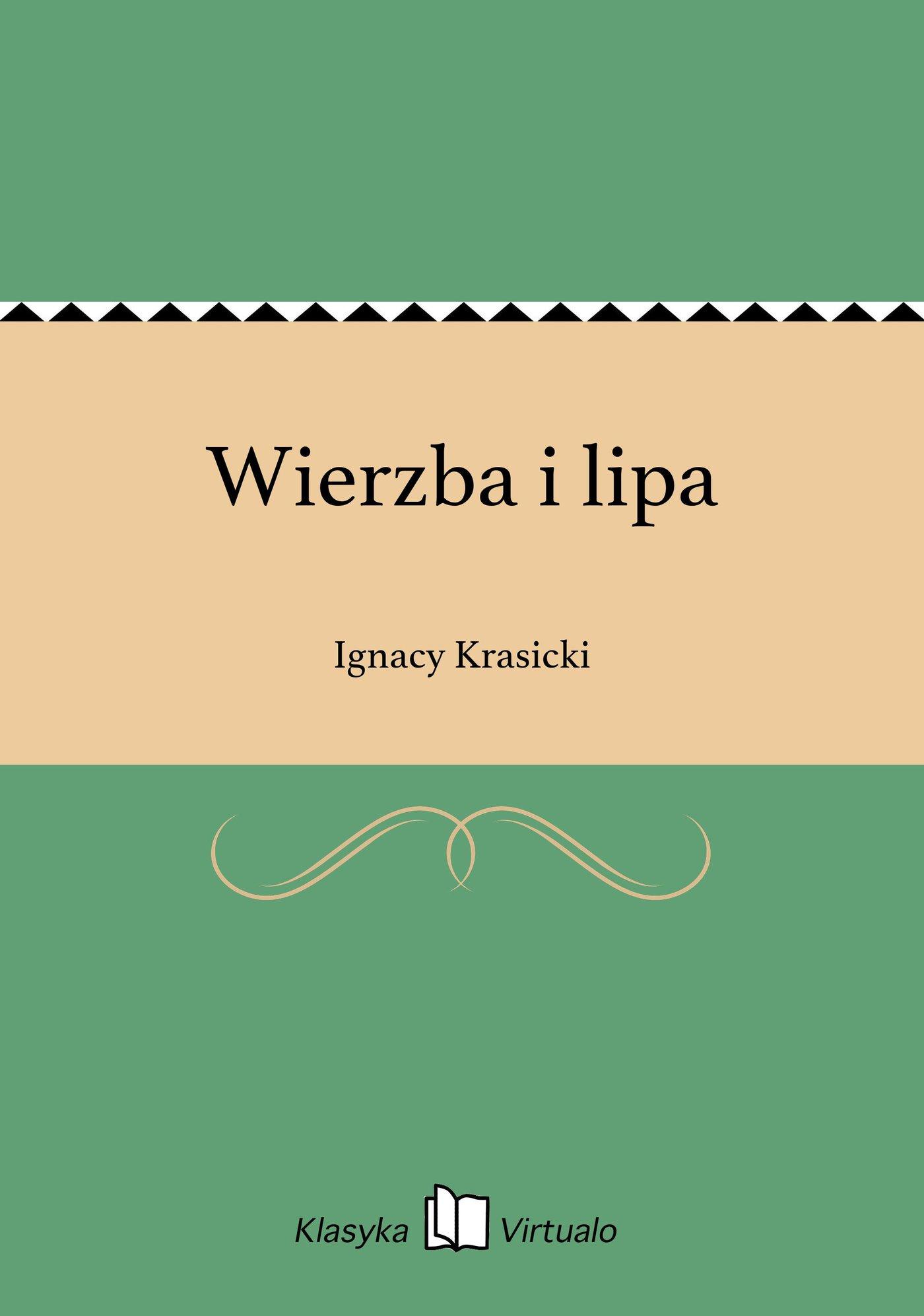 Wierzba i lipa - Ebook (Książka EPUB) do pobrania w formacie EPUB