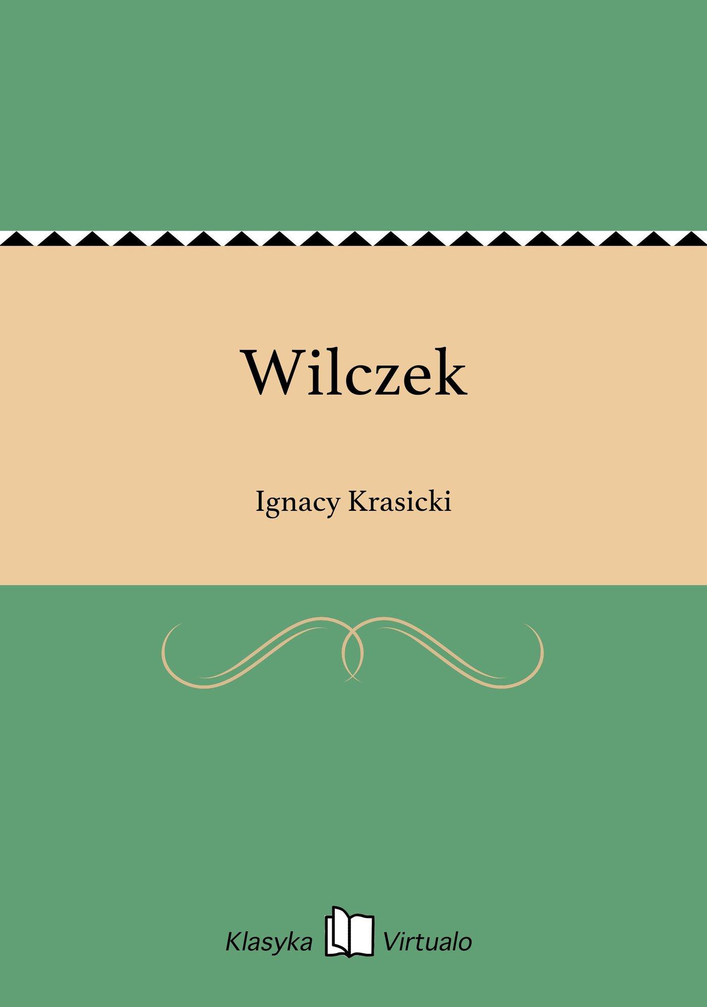 Wilczek - Ebook (Książka EPUB) do pobrania w formacie EPUB