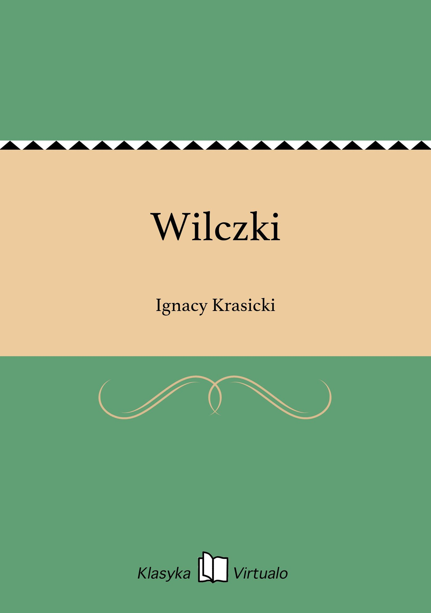 Wilczki - Ebook (Książka EPUB) do pobrania w formacie EPUB