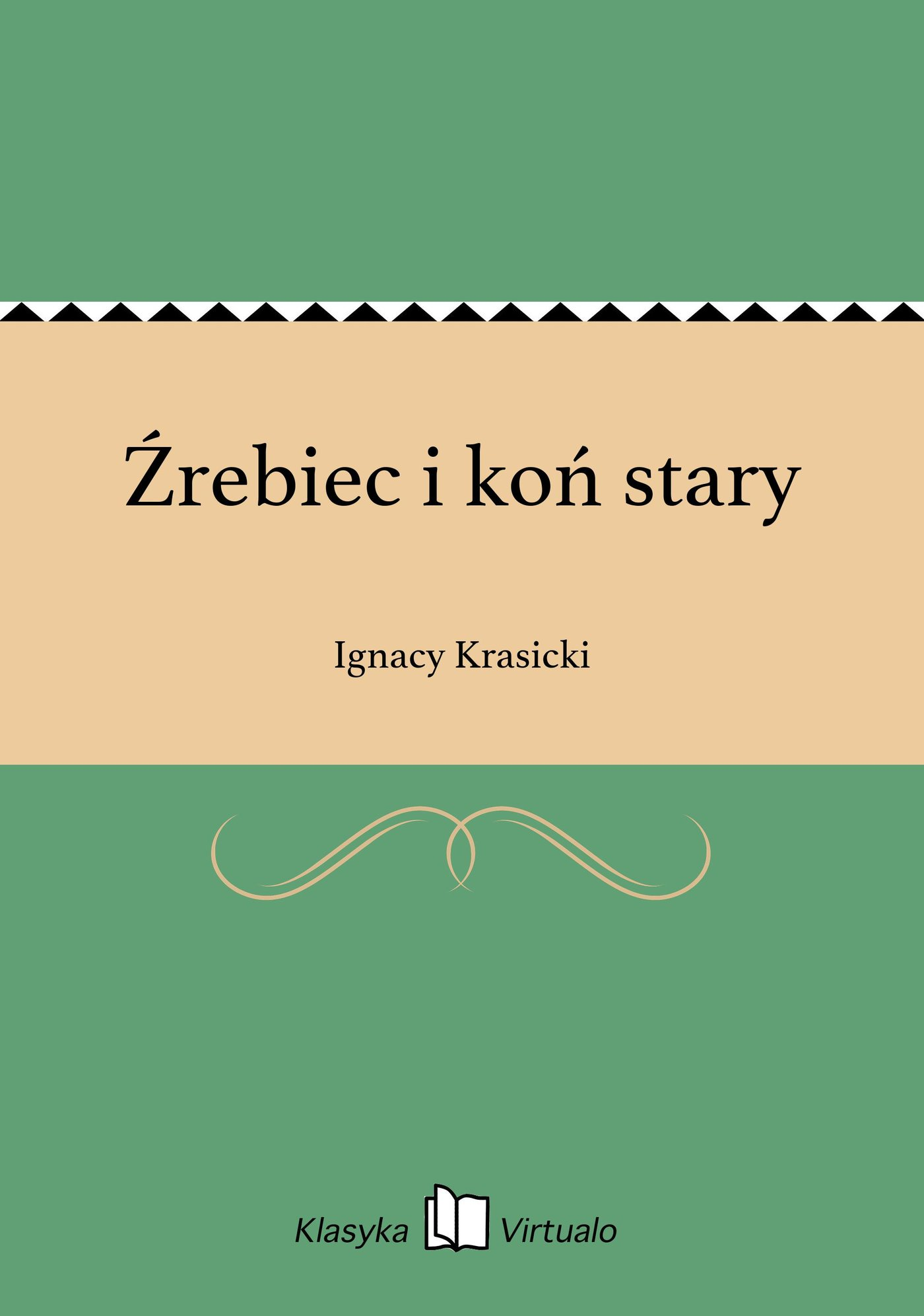 Źrebiec i koń stary - Ebook (Książka EPUB) do pobrania w formacie EPUB