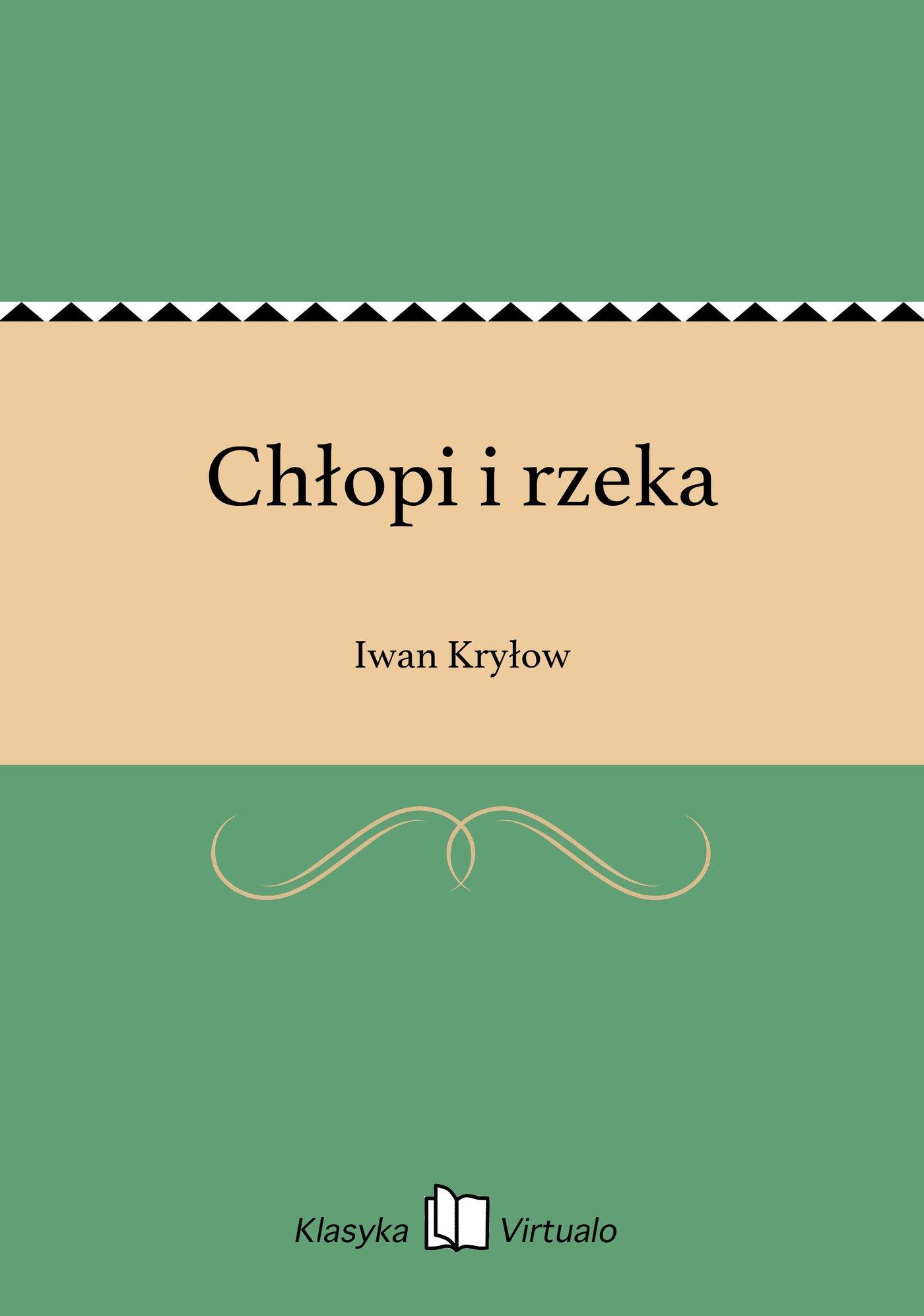 Chłopi i rzeka - Ebook (Książka EPUB) do pobrania w formacie EPUB