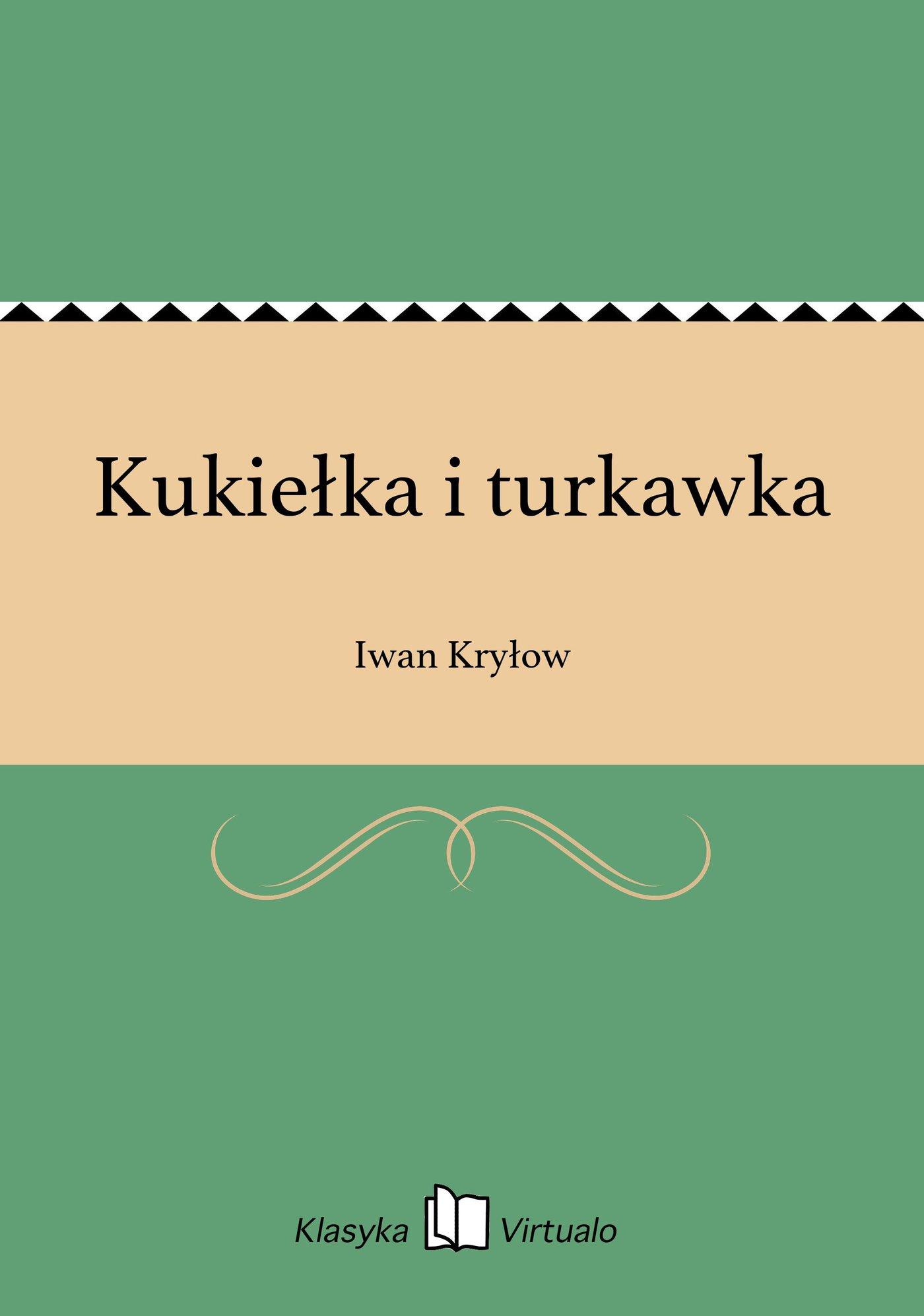 Kukiełka i turkawka - Ebook (Książka EPUB) do pobrania w formacie EPUB