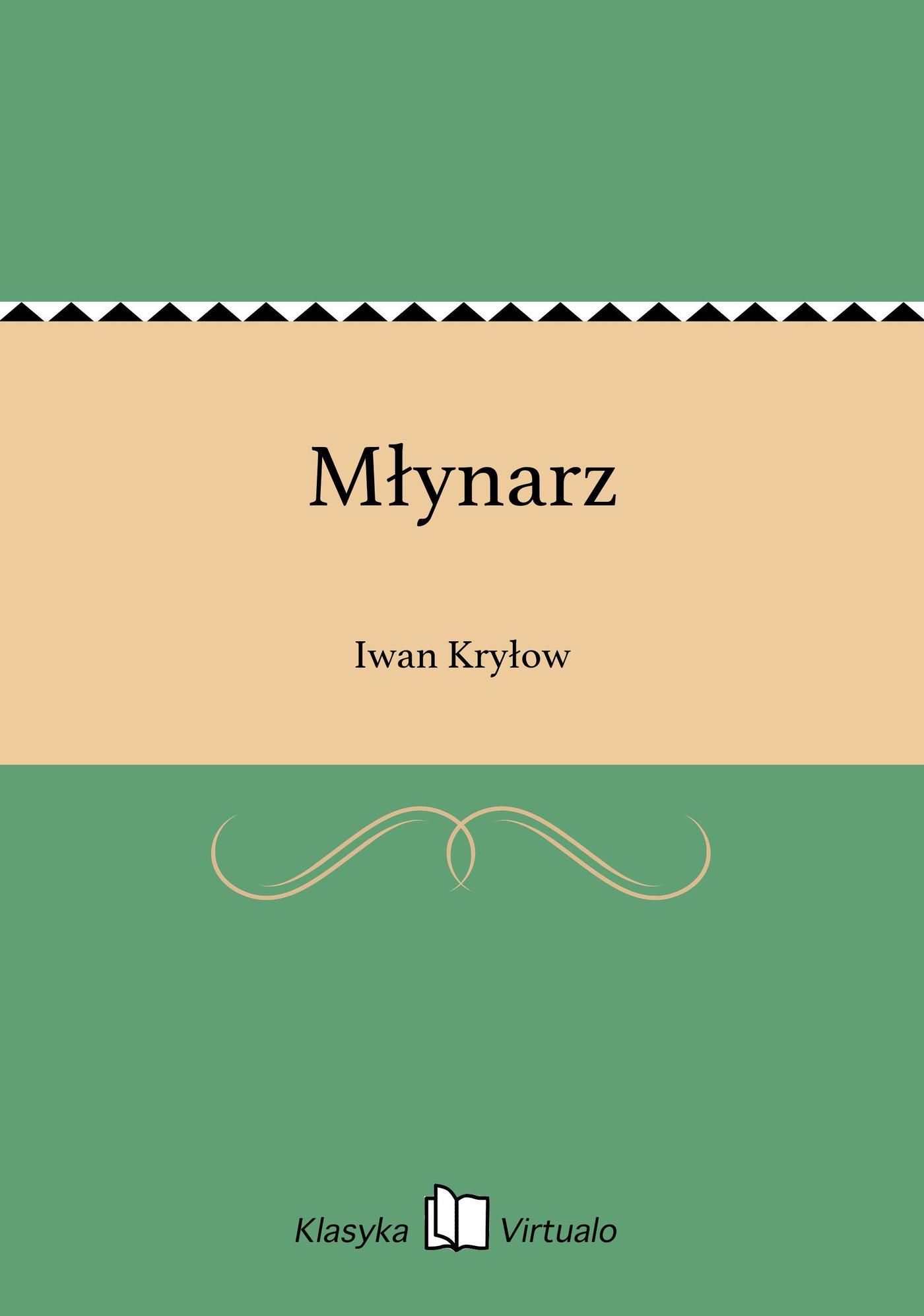 Młynarz - Ebook (Książka EPUB) do pobrania w formacie EPUB