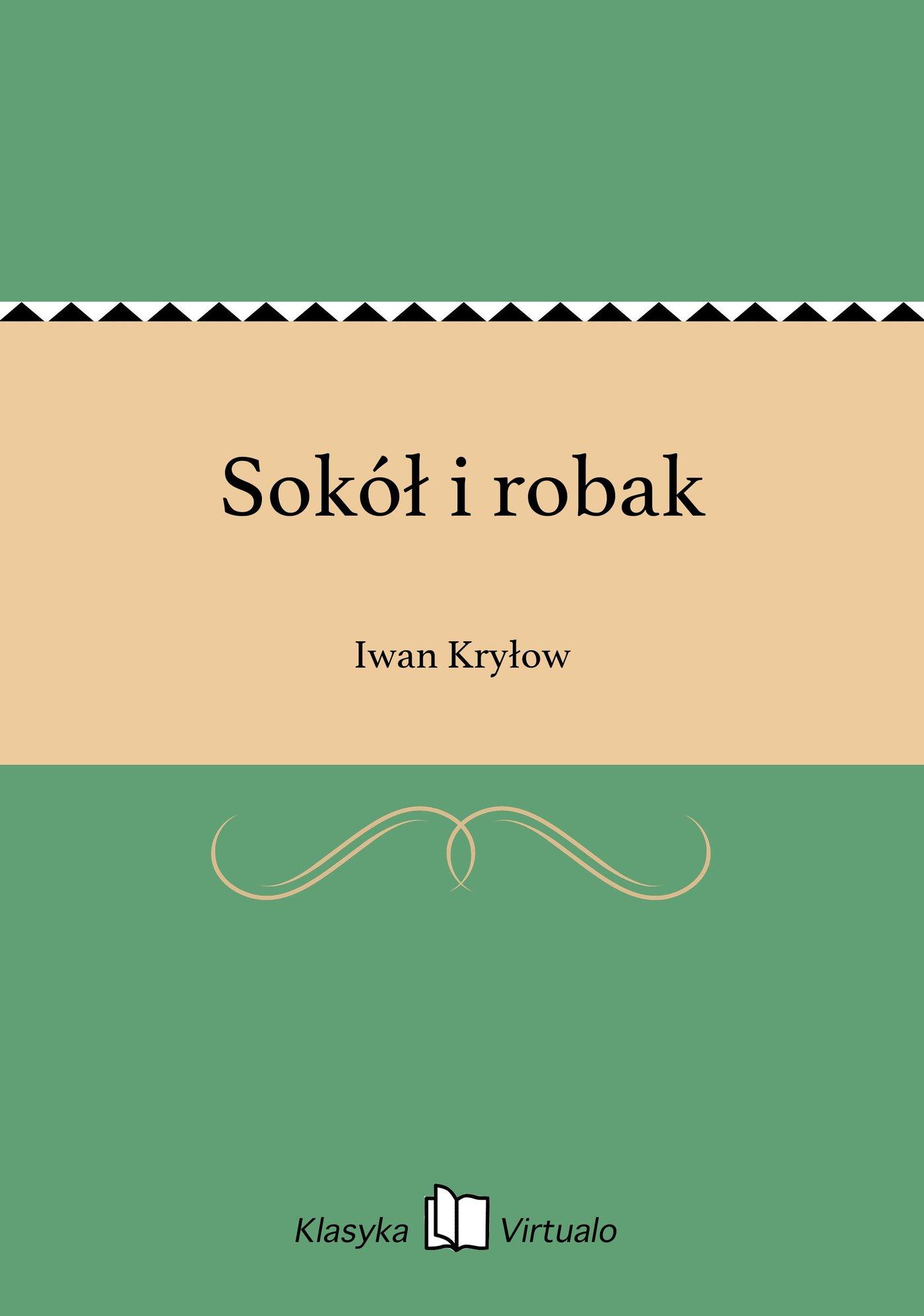 Sokół i robak - Ebook (Książka EPUB) do pobrania w formacie EPUB