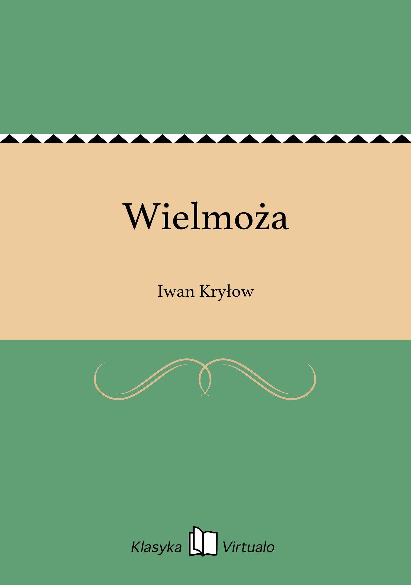 Wielmoża - Ebook (Książka EPUB) do pobrania w formacie EPUB