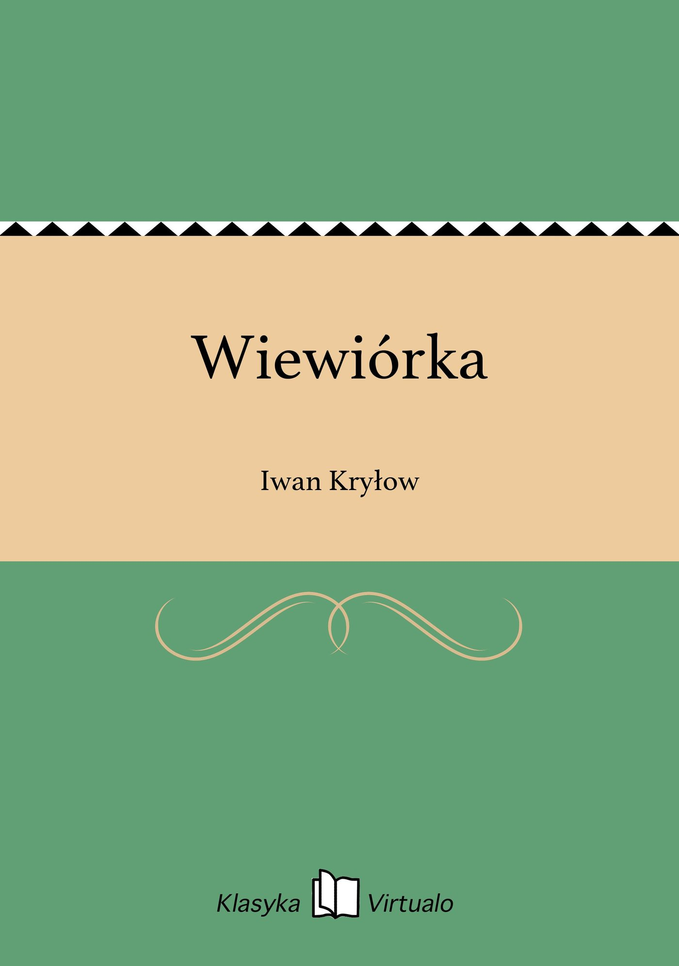 Wiewiórka - Ebook (Książka EPUB) do pobrania w formacie EPUB