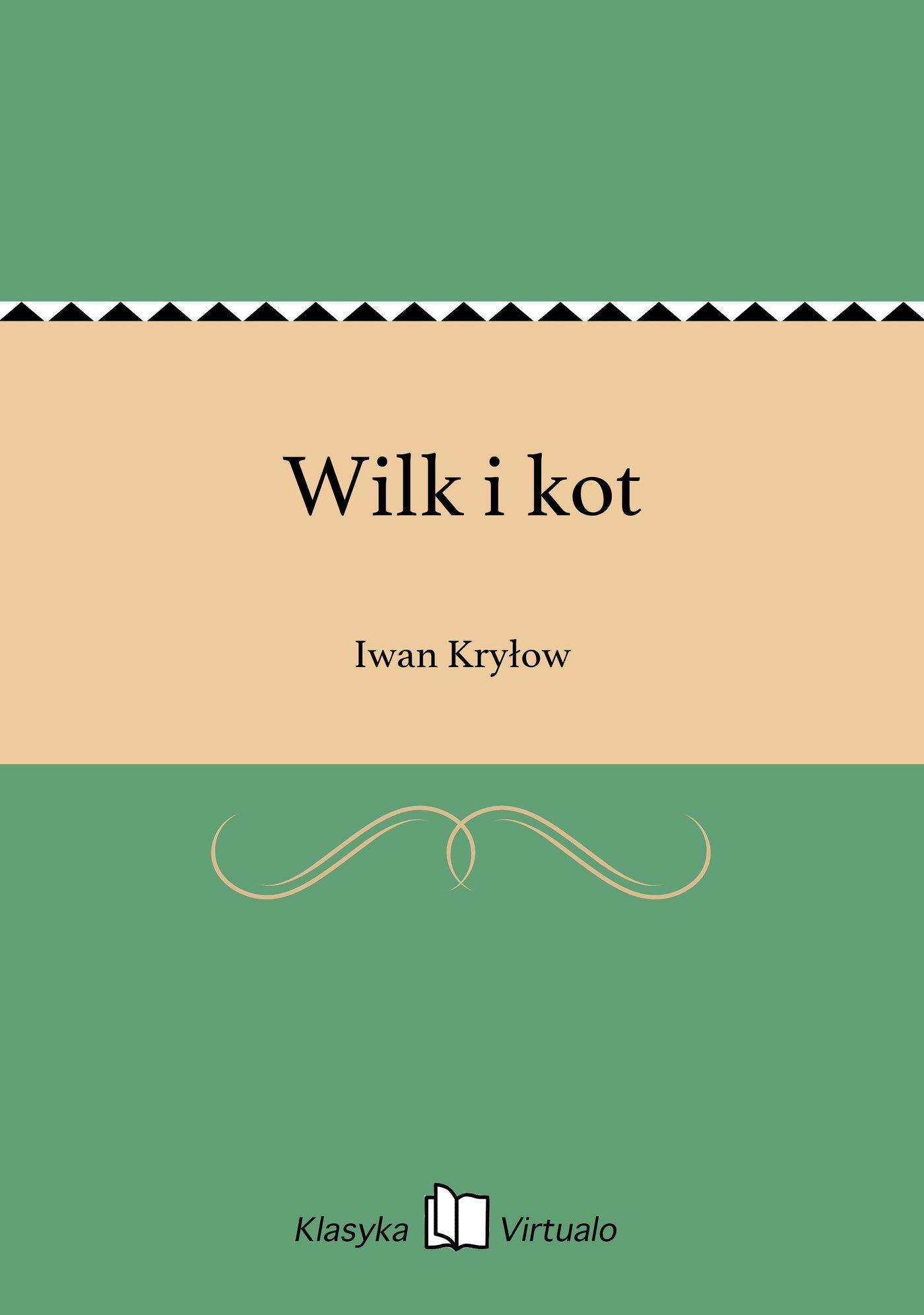 Wilk i kot - Ebook (Książka EPUB) do pobrania w formacie EPUB