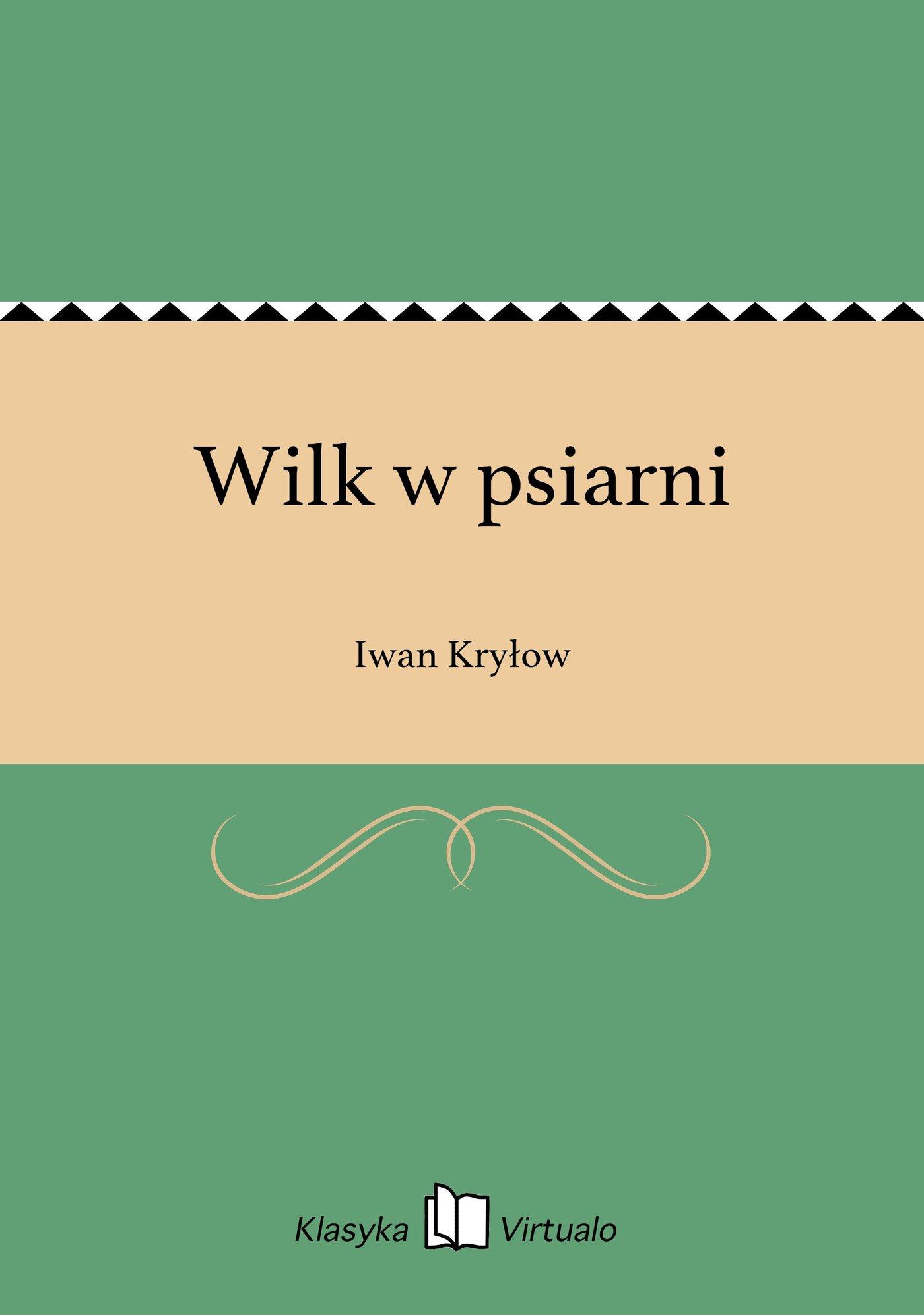 Wilk w psiarni - Ebook (Książka EPUB) do pobrania w formacie EPUB
