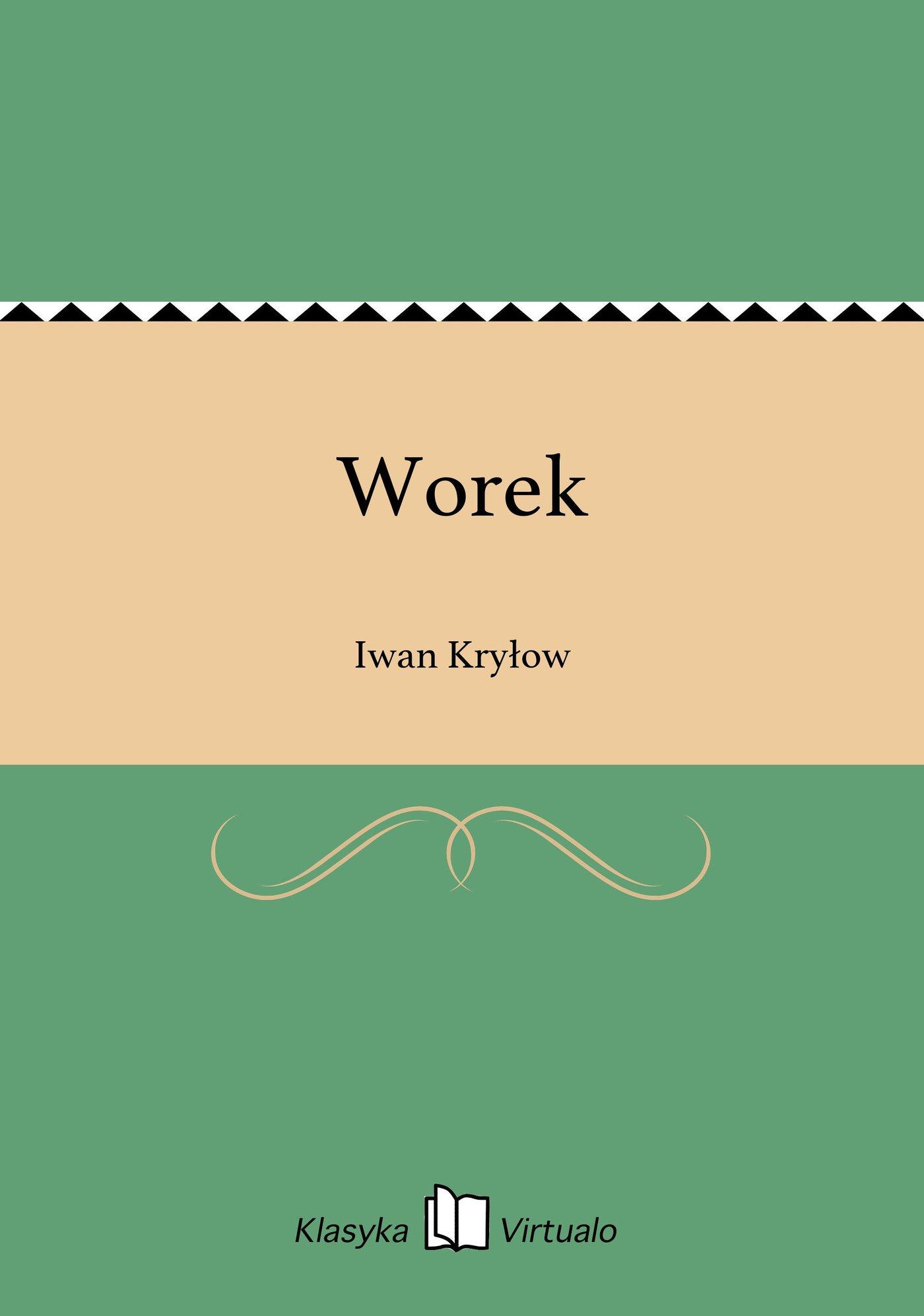 Worek - Ebook (Książka EPUB) do pobrania w formacie EPUB
