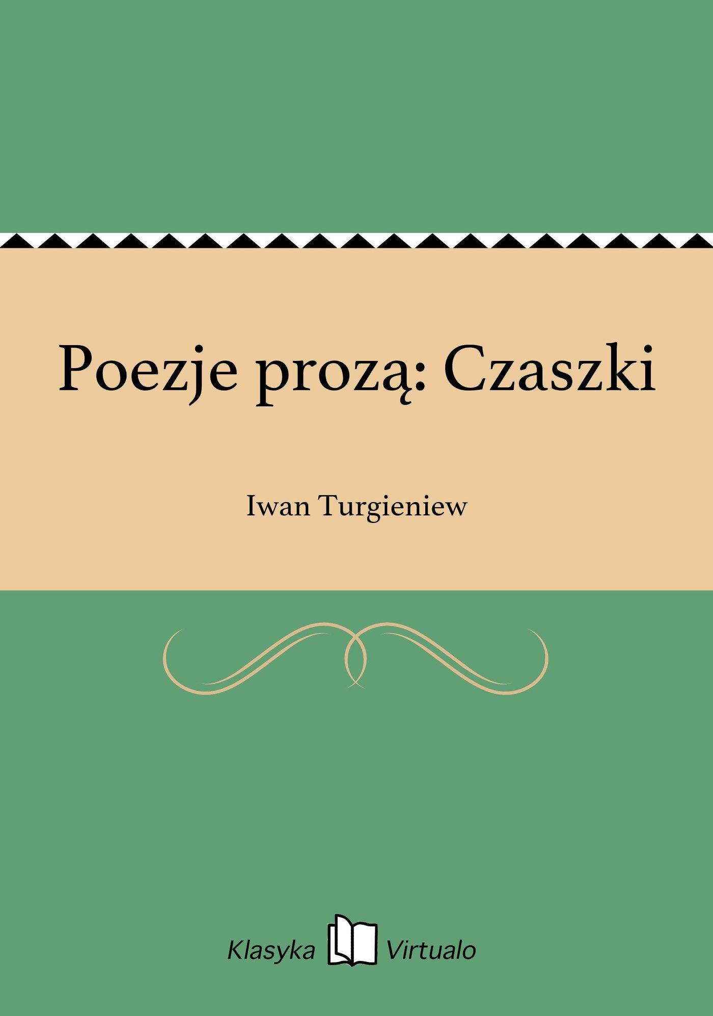 Poezje prozą: Czaszki - Ebook (Książka EPUB) do pobrania w formacie EPUB