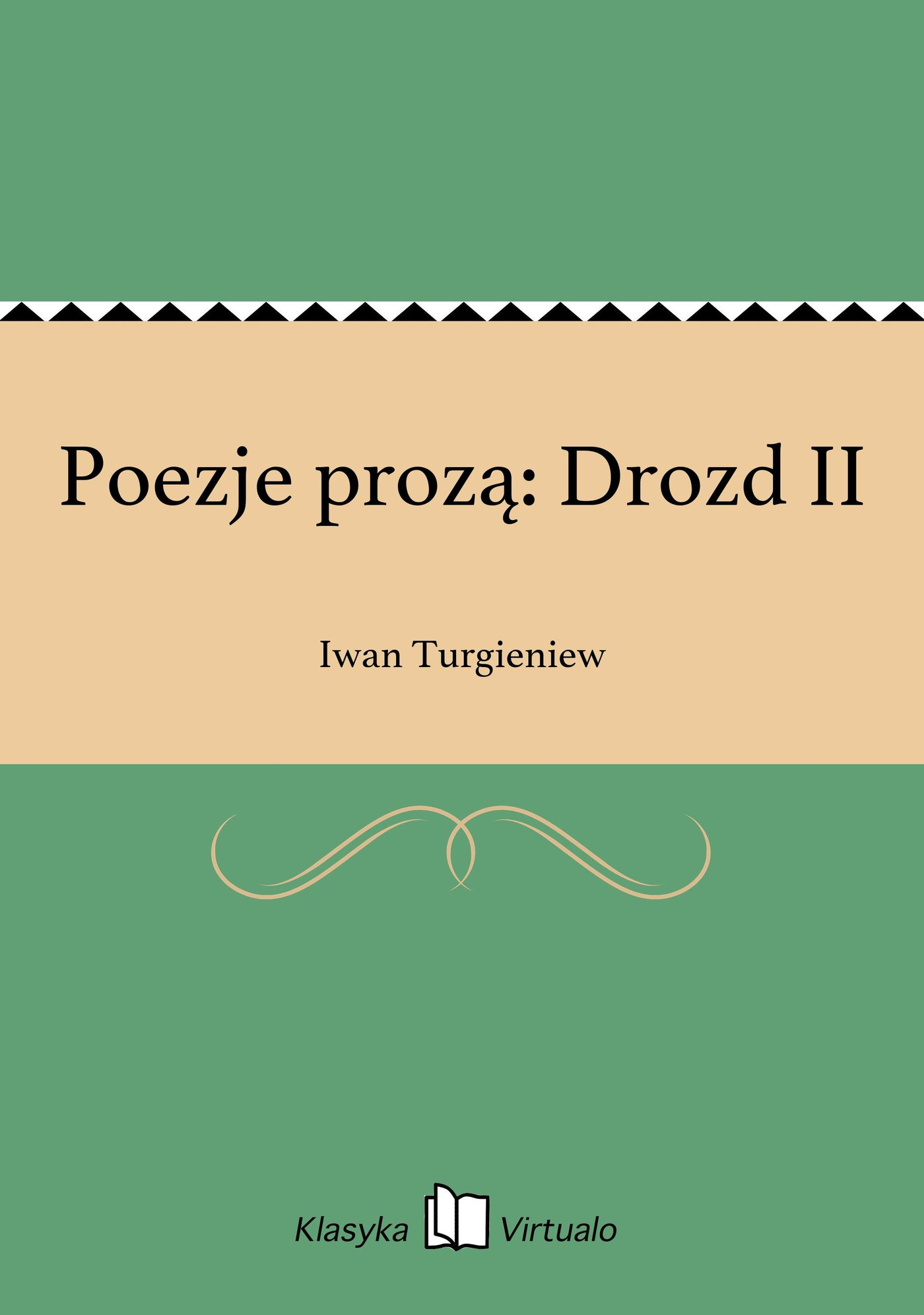 Poezje prozą: Drozd II - Ebook (Książka EPUB) do pobrania w formacie EPUB