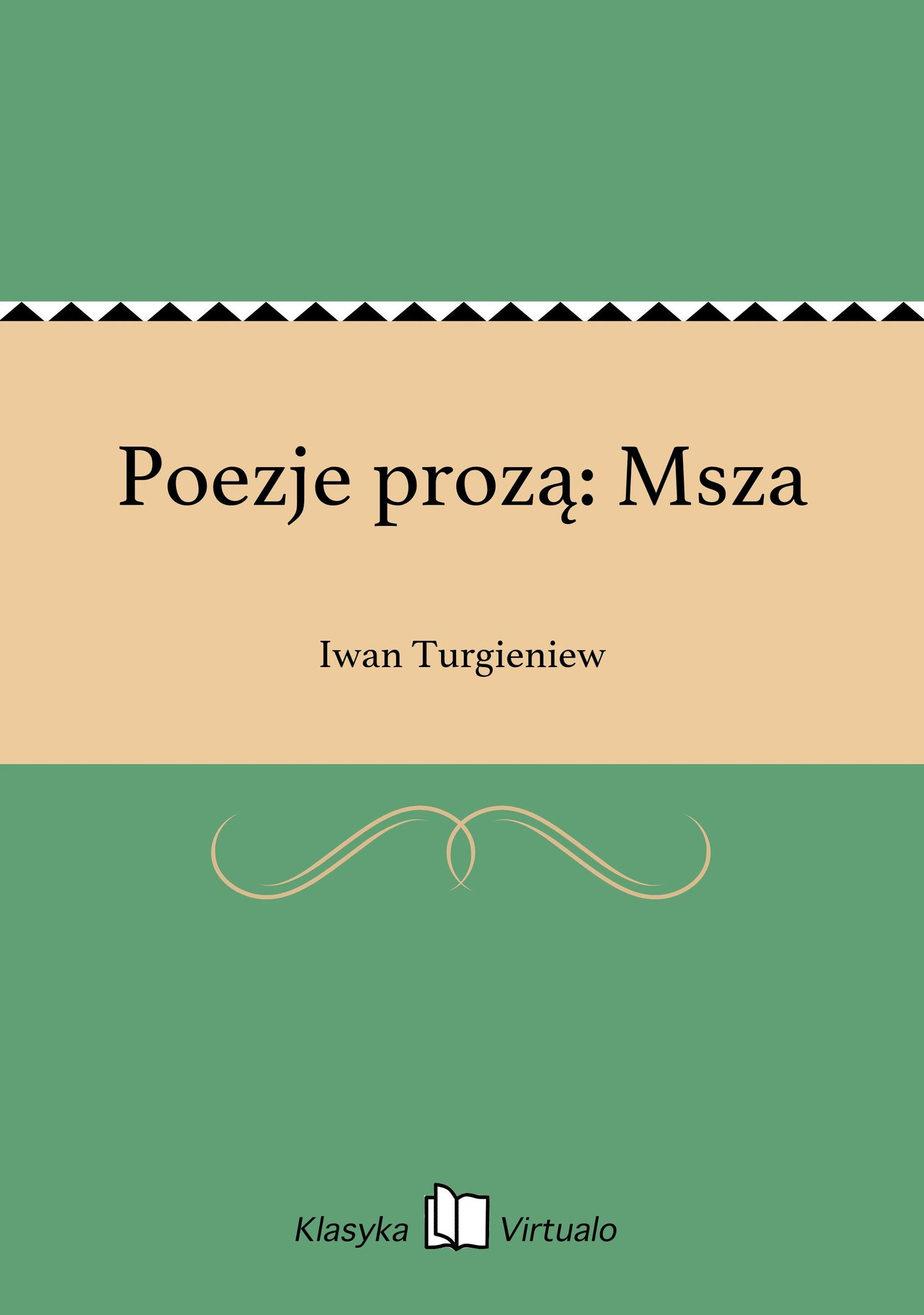 Poezje prozą: Msza - Ebook (Książka EPUB) do pobrania w formacie EPUB