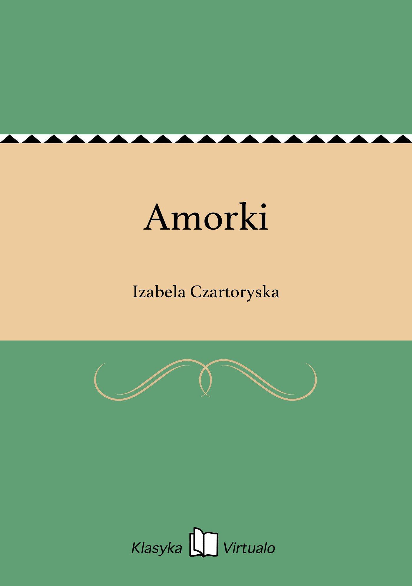 Amorki - Ebook (Książka EPUB) do pobrania w formacie EPUB